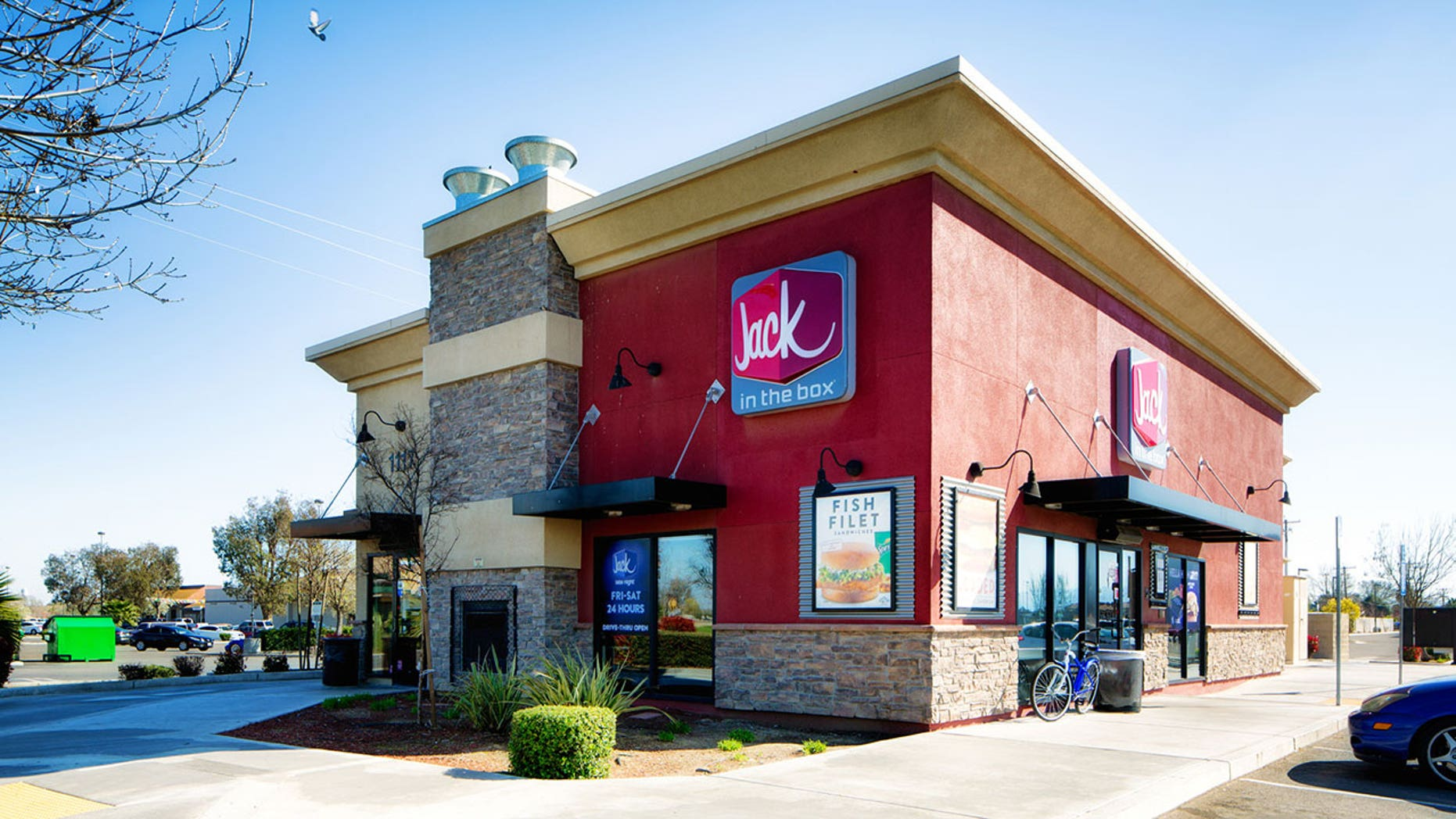 Three minors reportedly became enraged when their Jack in the Box order got screwed up.