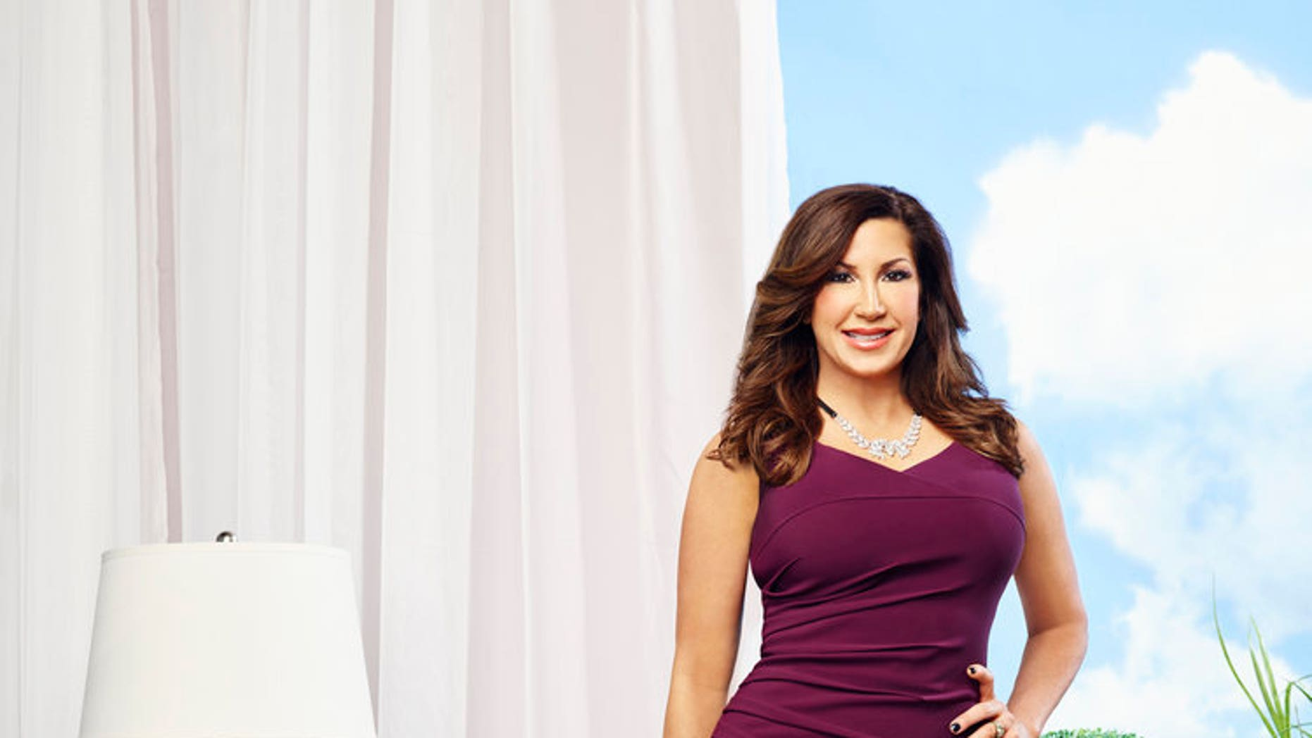"""""""Real Housewives of New Jersey"""" star Jacqueline Laurita."""