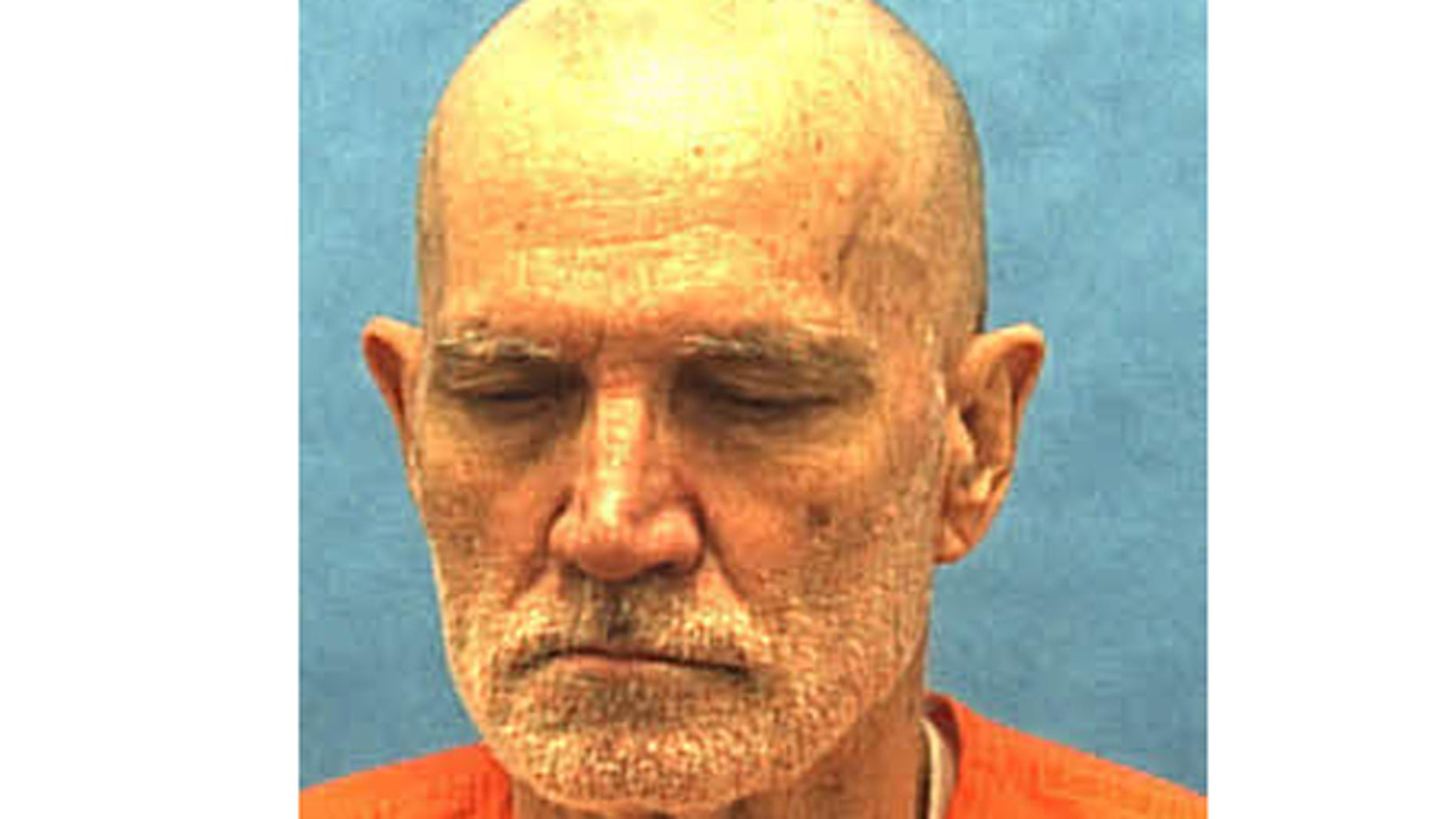 James Franklin Rose is on death row in Florida. (Florida Department of Corrections)