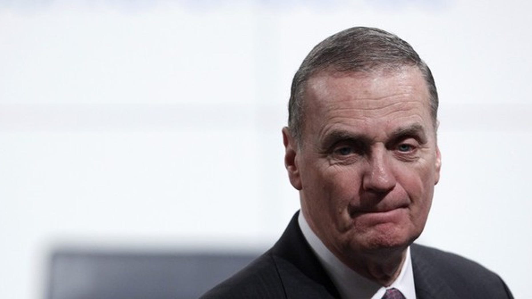 Recently retired National Security Adviser James Jones was among the members of a bipartisan panel of top former national security experts which is urging President Obama to use a controversial dissident group to destabilize the Tehran regime. (Reuters)