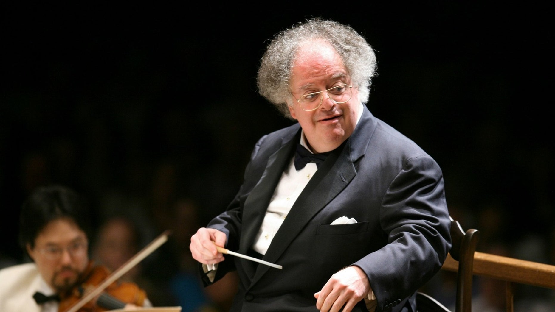 James Levine filed a lawsuit against the Metropolitan Opera over a sexual misconduct investigation that sank his storied career.