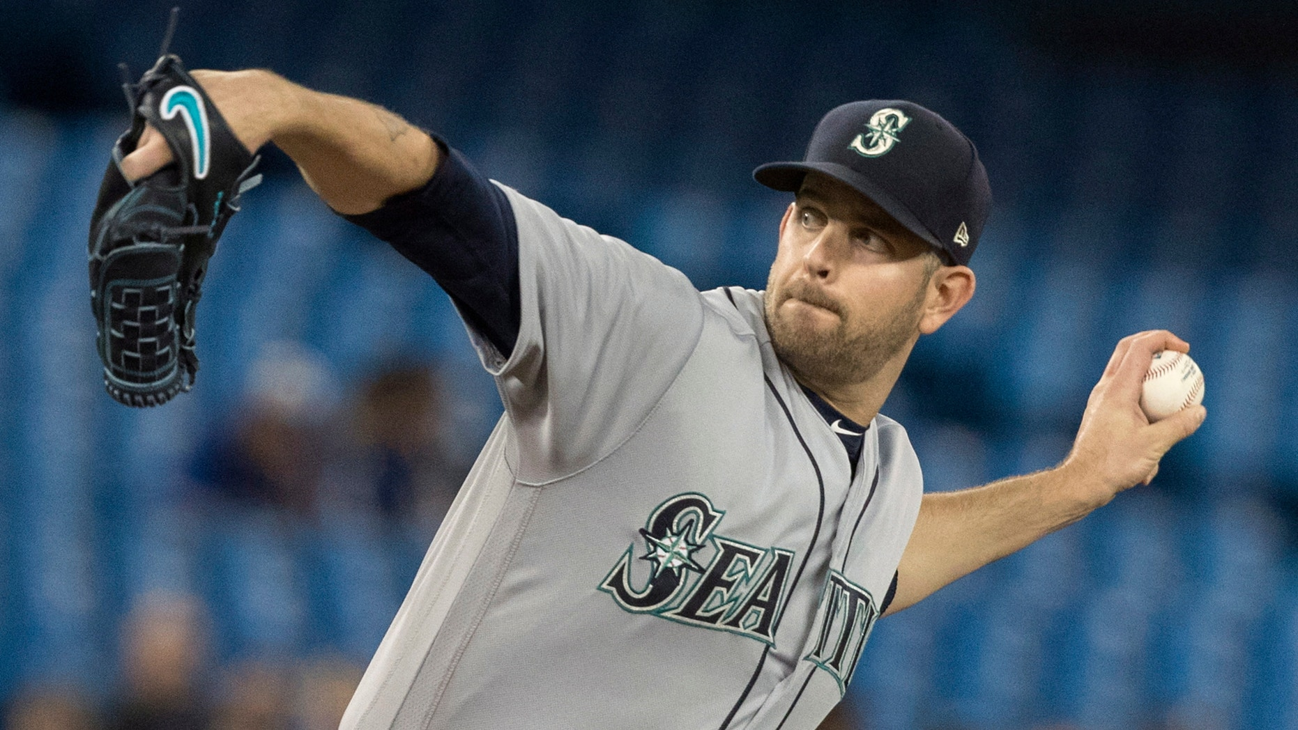 Seattle's James Paxton joined Dick Fowler of the 1945 Philadelphia Athletics as the only Canadians to throw a no-hitter.