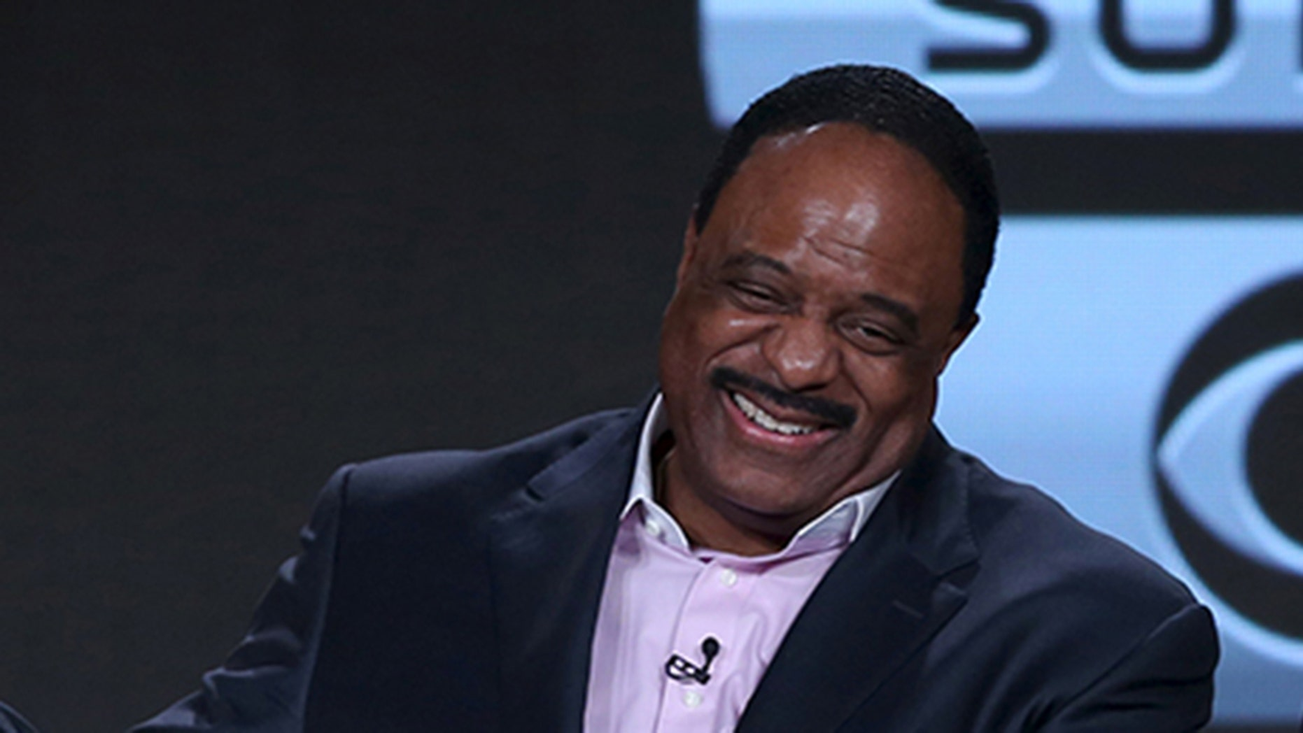 CBS sportscaster James Brown in January 2016.
