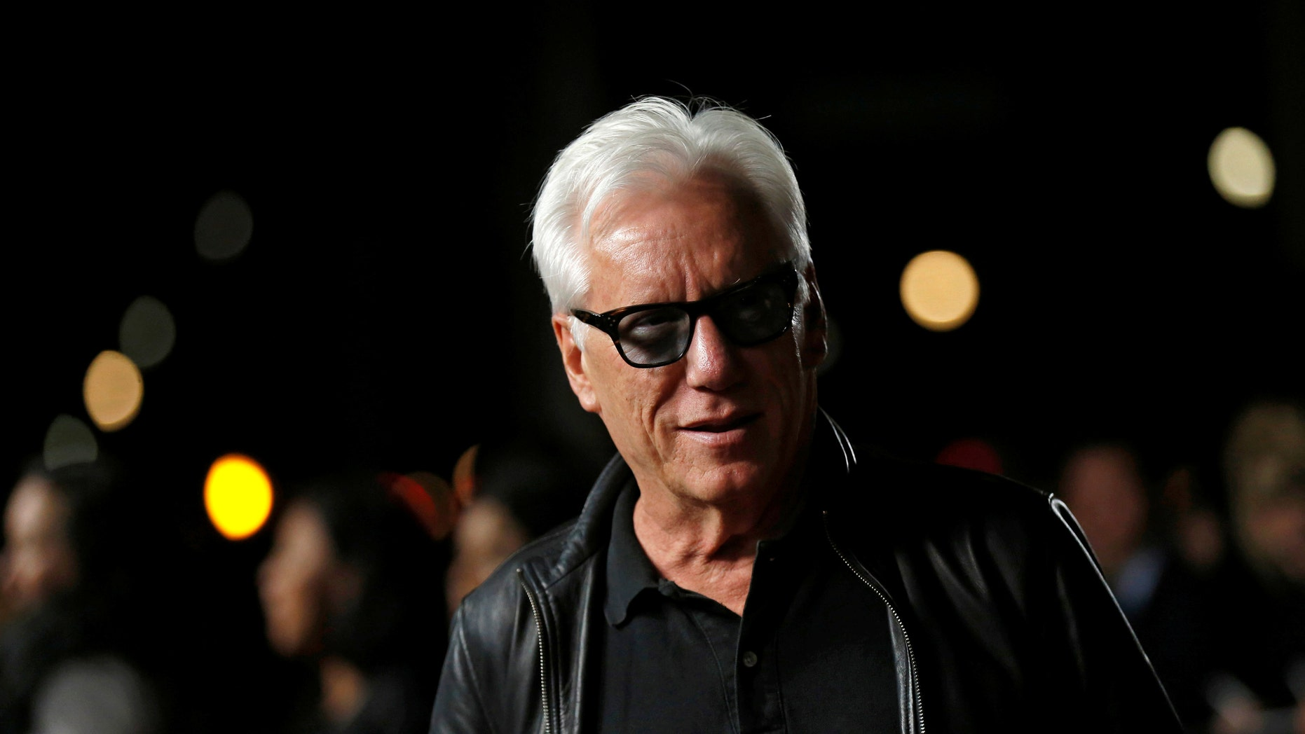 """James Woods took to Twitter to call out trophy hunting as """"absurd."""""""