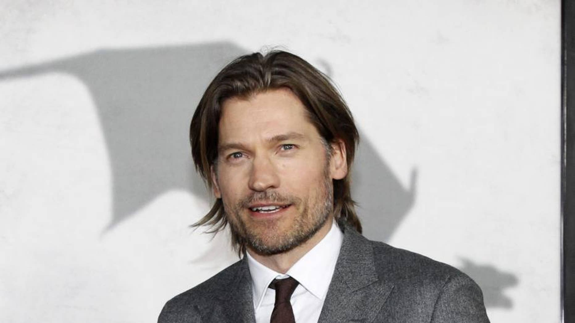 "Nikolaj Coster-Waldau, who plays Jaime Lannister on ""Game of Thrones,"" said he was ""blown away"" by the ending of the hit HBO series when he first read it."