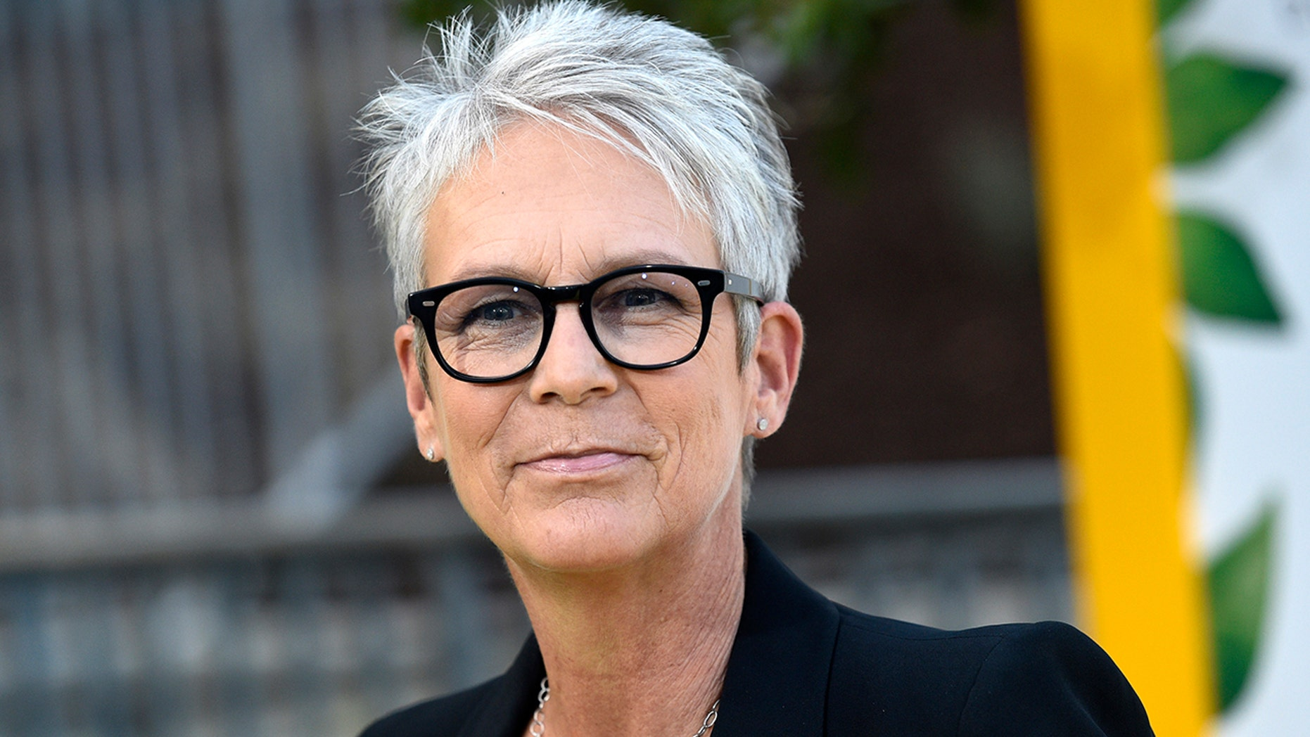 Jamie Lee Curtis' on-screen actions stand in contrast to her real-life persona as an advocate for gun control.