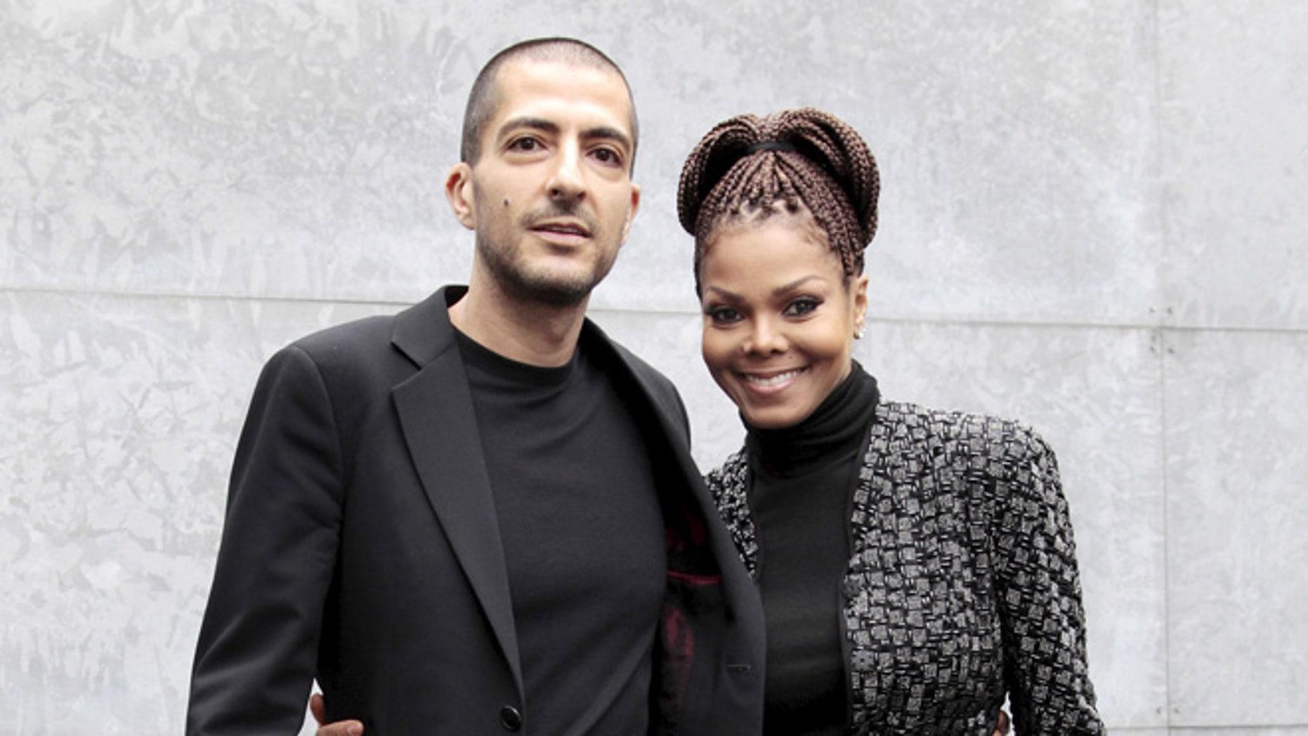 Janet Jackson has split from her husband Wissam Al Mana.