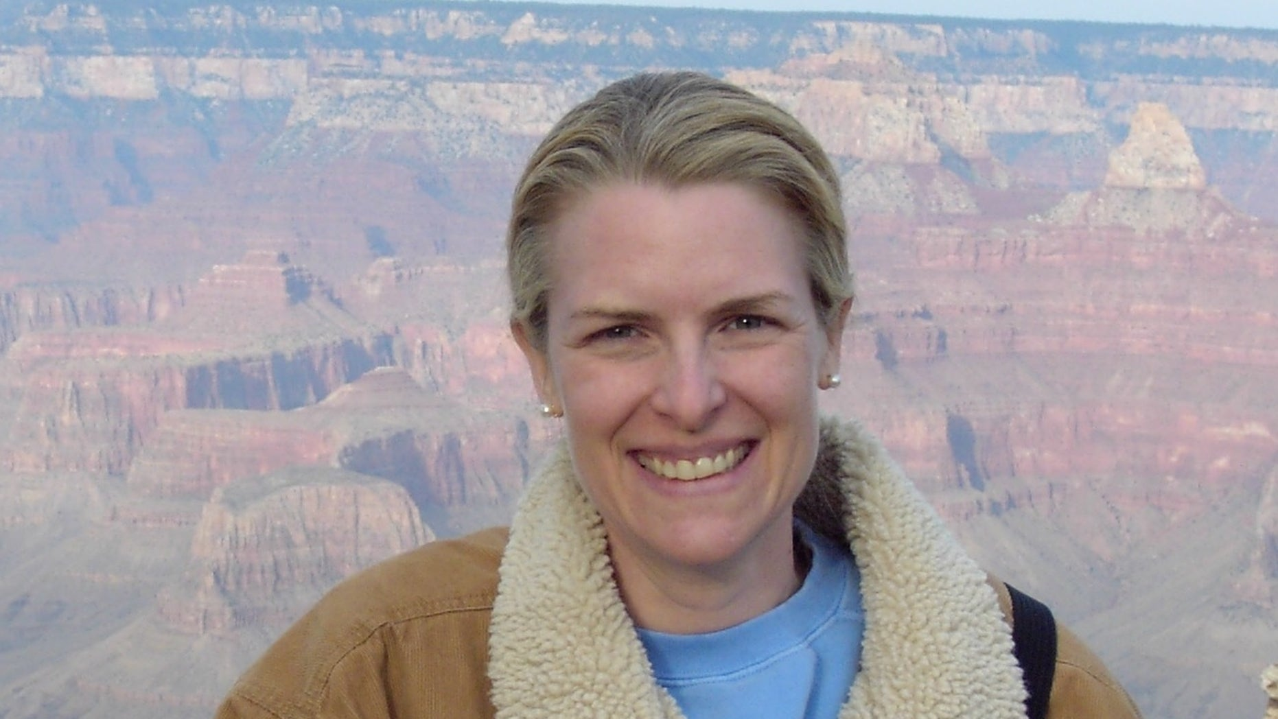 Janice Dean in 2004, one year before her MS diagnosis. (Courtesy of the author)