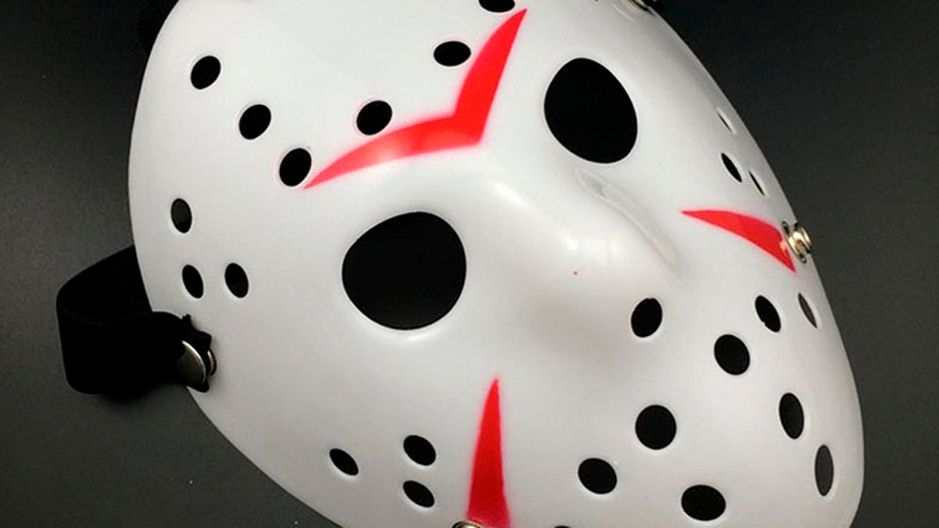 """A man wearing a Jason Voorhees mask -- famous from """"Friday the 13th"""" -- opened fire in Mississippi, police said."""
