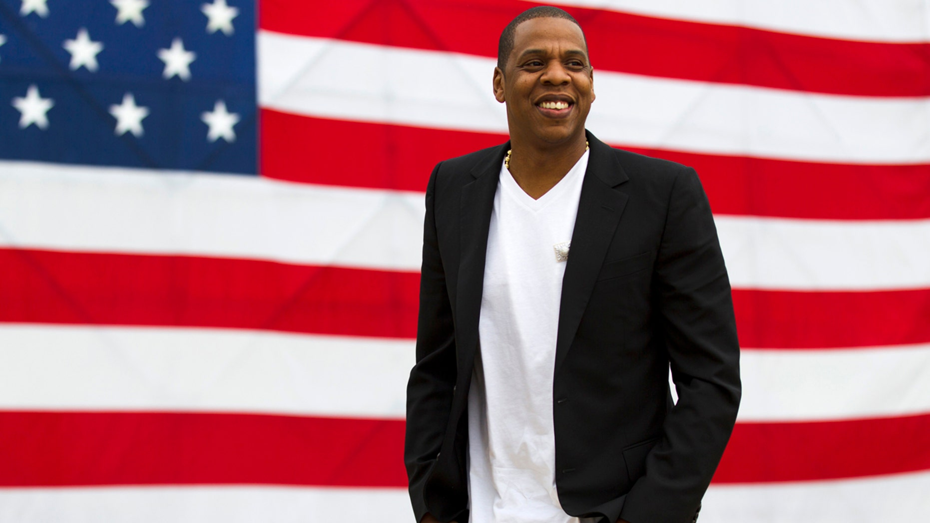 Jay Z's popular 'Made in America' music festival booted from the Philadelphia parkway by the city's mayor.