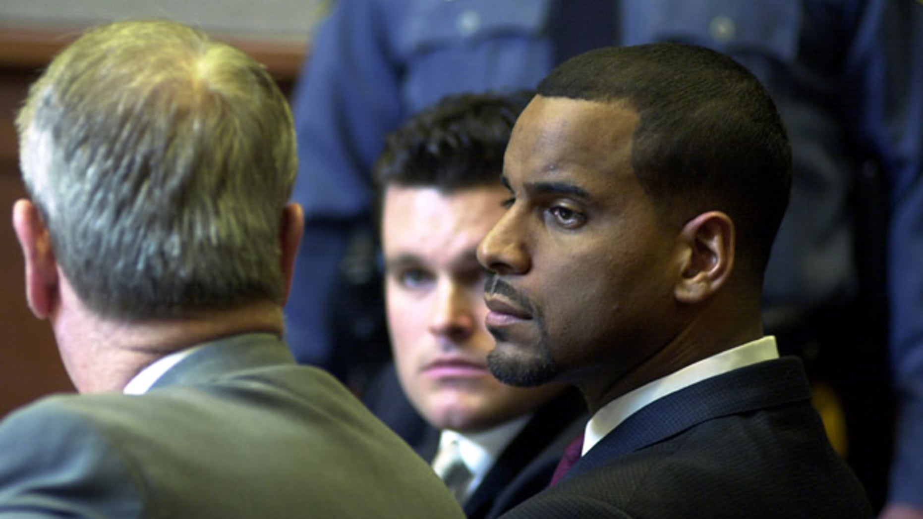 FILE 2002: Former NBA All-Star Jayson Williams has been charged with drunken driving after he crashed his vehicle in upstate New York.