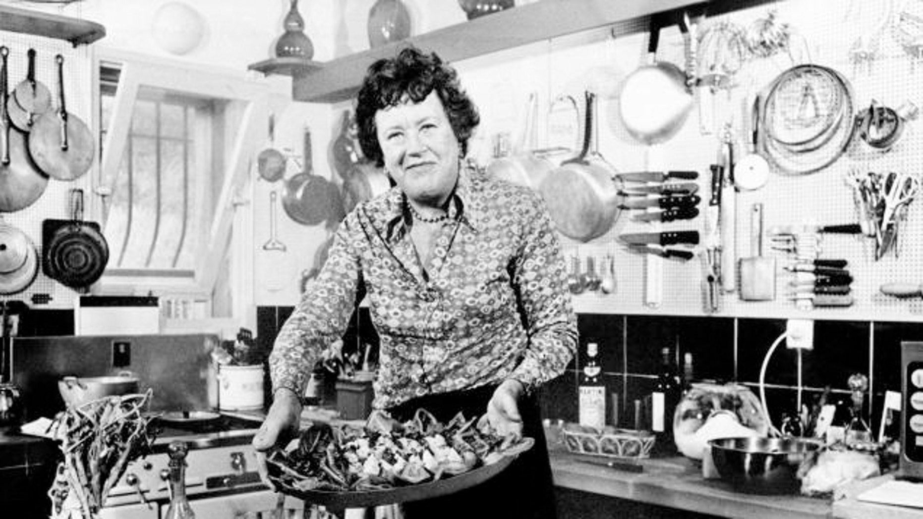 Julia Child was enrolled at Le Cordon Bleu Paris fron 1949 to 1950 with finance from the G.I Bill.