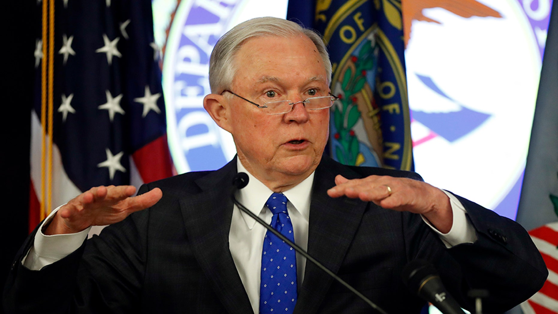 Attorney General Jeff Sessions on Monday excoriated a federal judge for ordering the reinstatement of DACA, saying he had exceeded his authority.