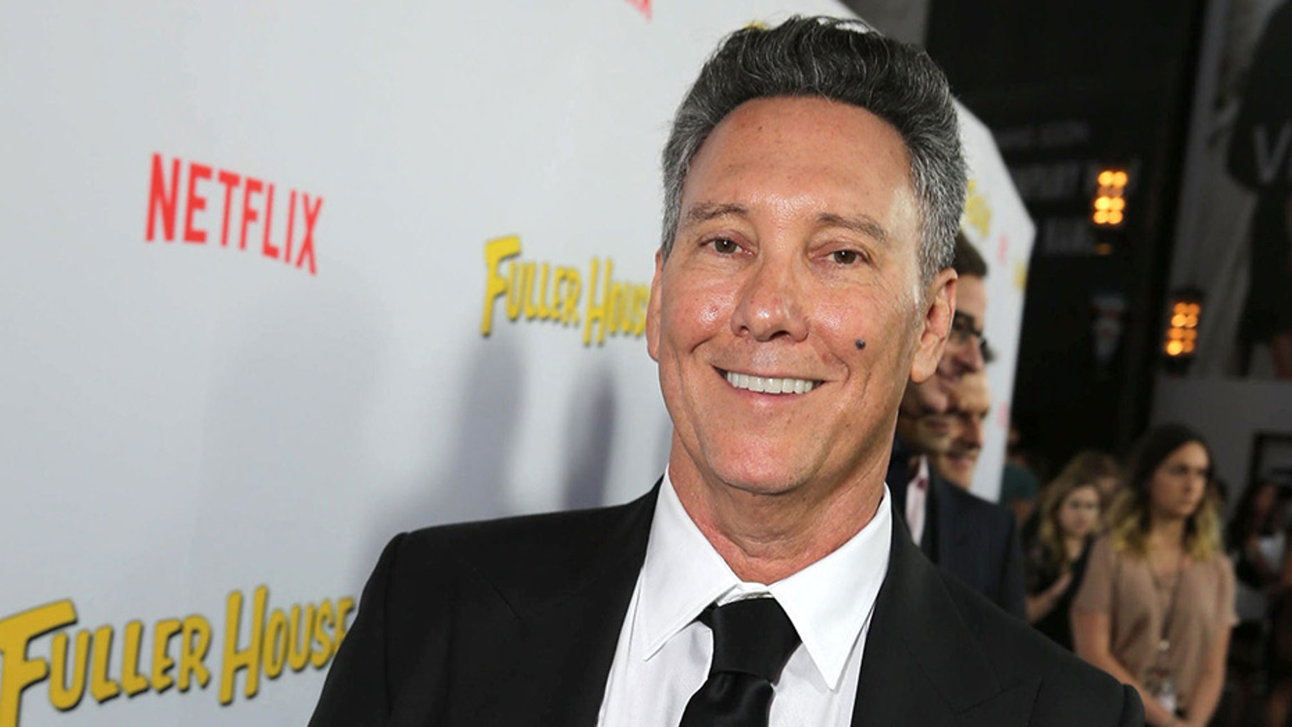 "Exec. Producer Jeff Franklin seen at Netflix Premiere of ""Fuller House"" at The Grove - Pacific Theatres on Tuesday, February 16, 2016, in Los Angeles, CA. (Photo by Eric Charbonneau/Invision for Netflix/AP Images)"