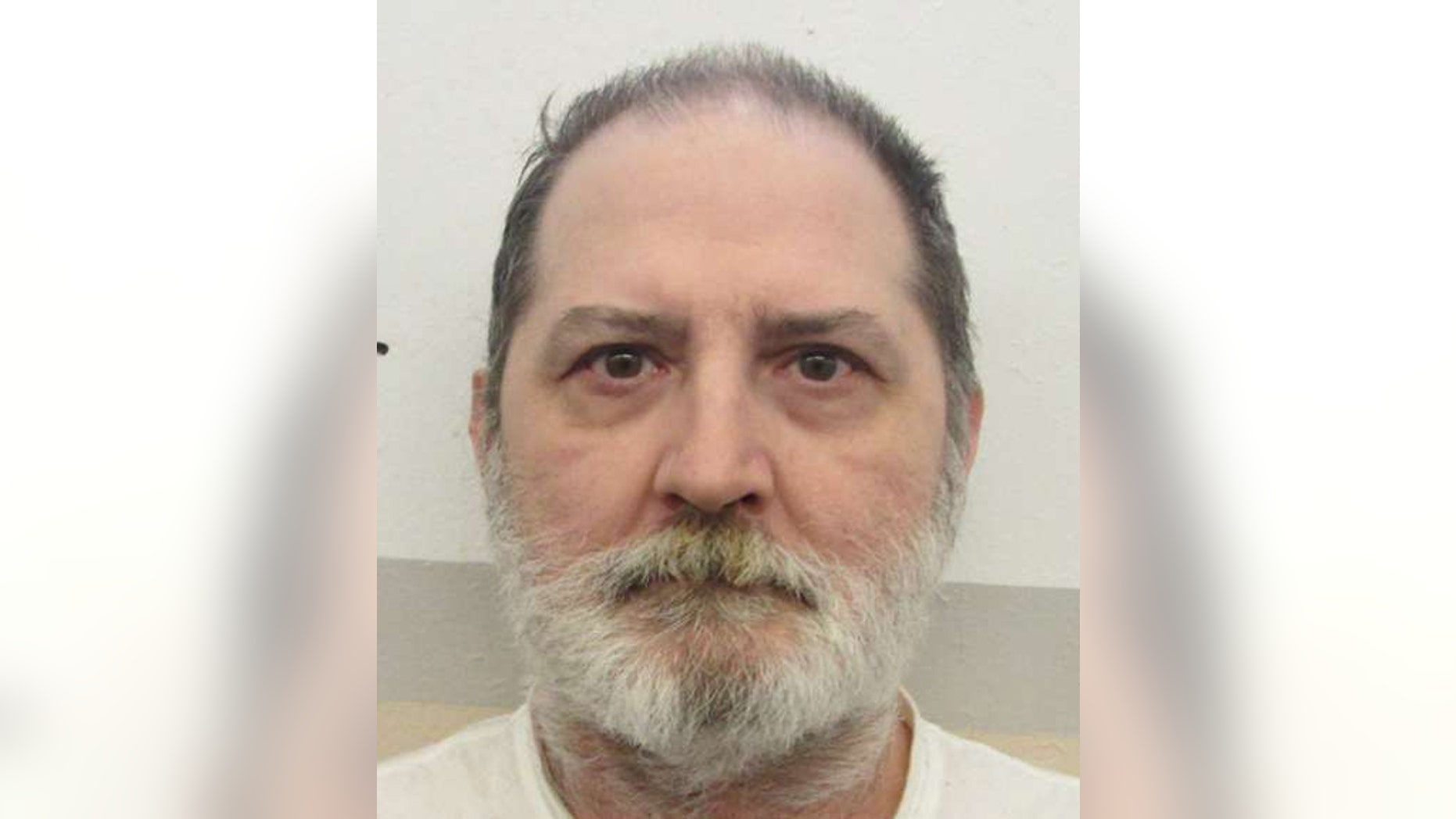 """Jeffrey Lynn Borden, 57, was found """"hanging by a bed sheet in his cell at approximately 2:30 a.m. during a security check"""" on Sunday and pronounced dead at 3p.m."""