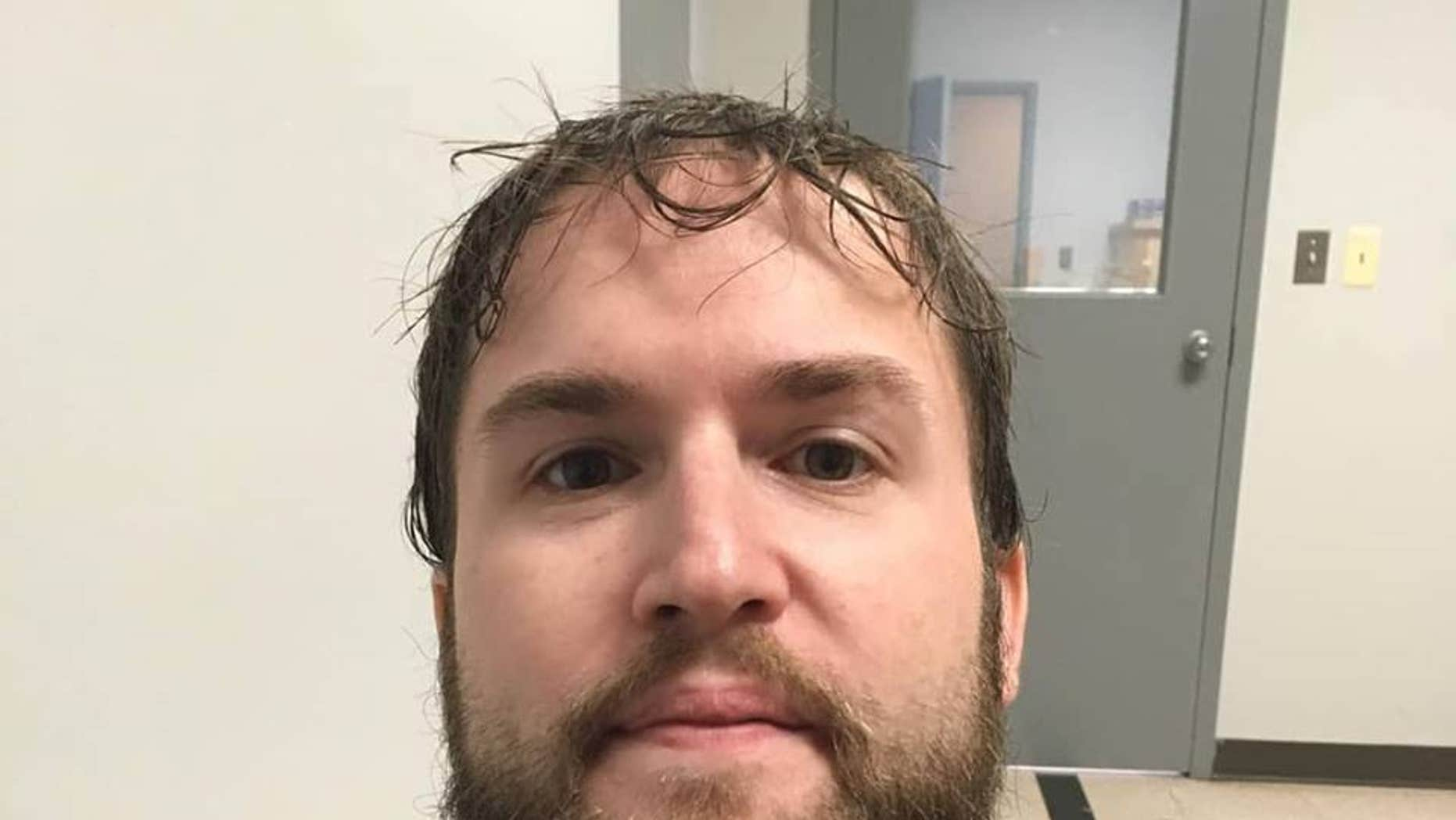 Jeffrey Wolfman was observed dropping stolen U.S. currency following a bank robbery Wednesday in Bedminster, a prosecutor's office says.