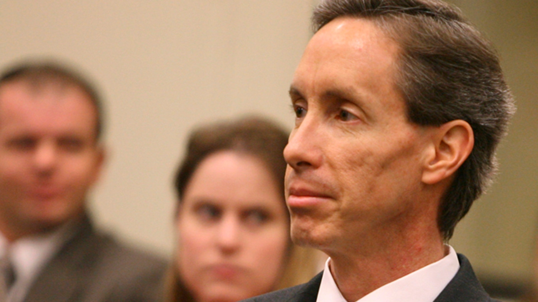 Warren Jeffs, the self-proclaimed prophet of a polygamist sect
