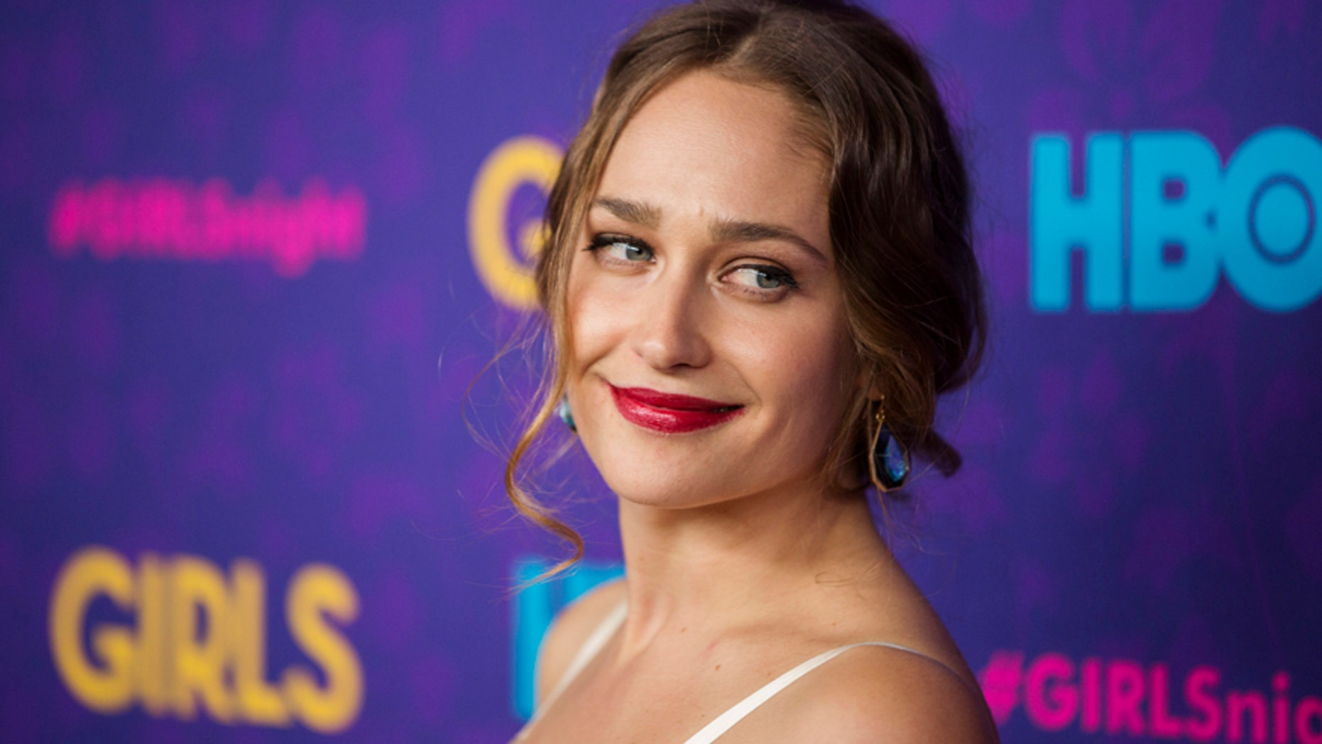 Cast member of the HBO show Girls Jemima Kirke arrives for the premiere of the third season of the show in New York January 6, 2014.