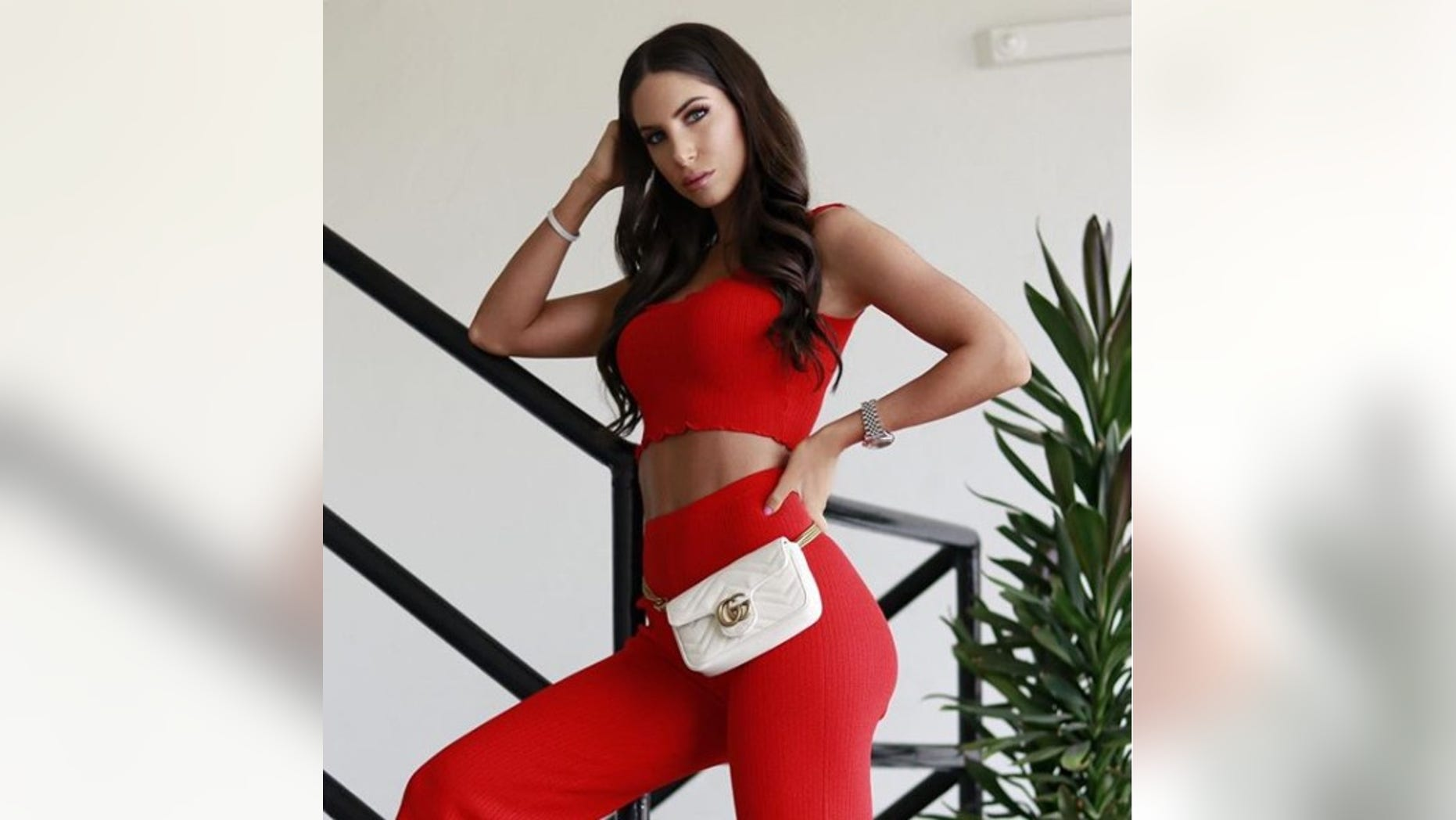 Instagram fitness model Jen Selter was removed from a New York-bound American Airlines flight on Saturday after she got into an argument with a flight attendant.