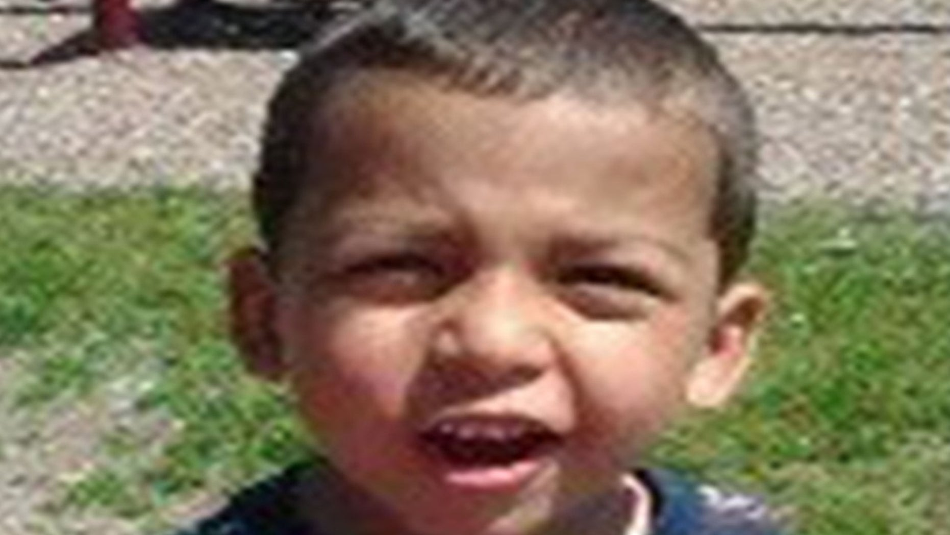 Jeremiah Oliver, 5, was found in a suitcase along the side of a Massachusetts highway in April 2014 after going missing in Sept. 2013.