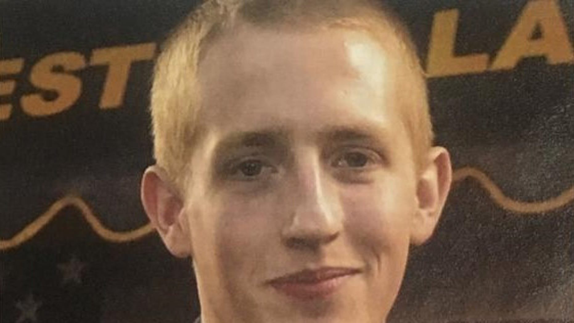 Jeremiah Adams, 24, was found dead Saturday after vanishing on May 4 during a hike.