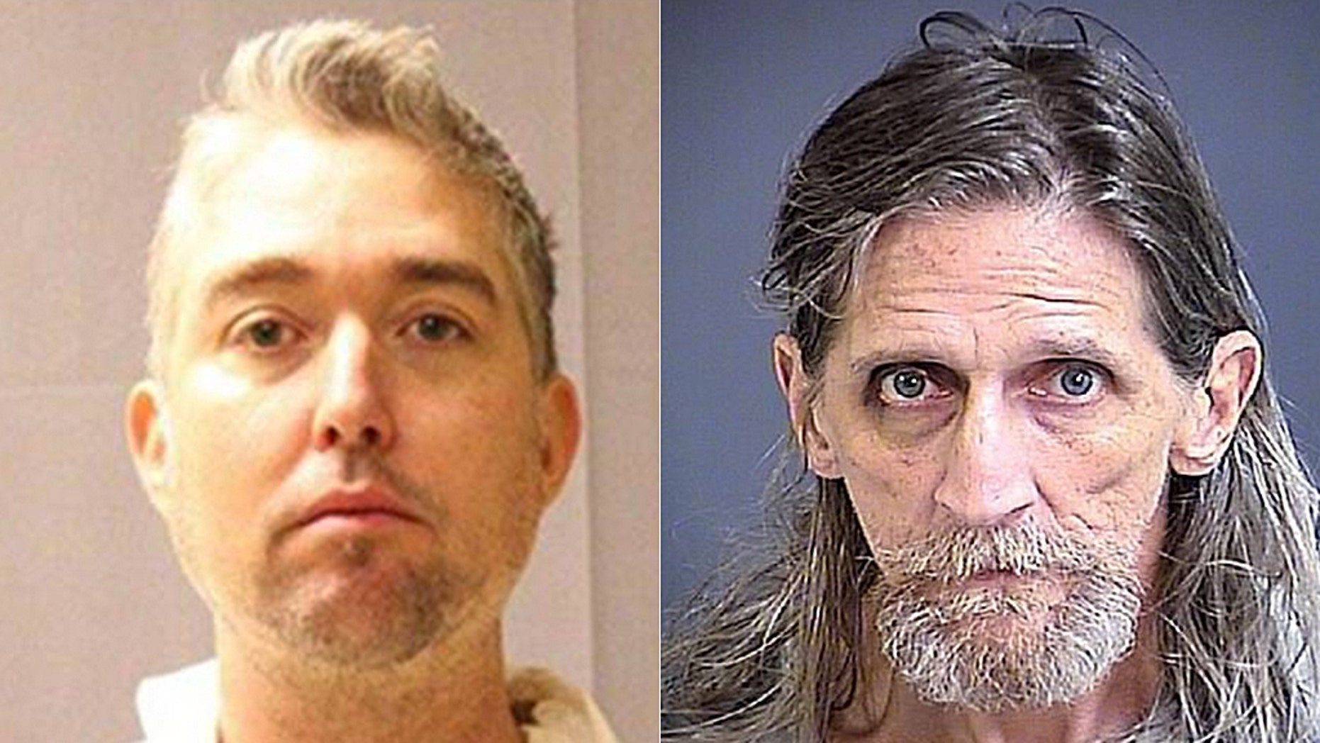 In April federal prosecutors in Orlando, Fla., obtained a conviction against another Dark Web fentanyl distributor, Jeremey Achey (left); In June, Robert Mansfield (right), age 61, of Ladson, S.C., was sentenced to 20 years in prison for distribution of fentanyl resulting in the death of a man in December 2016