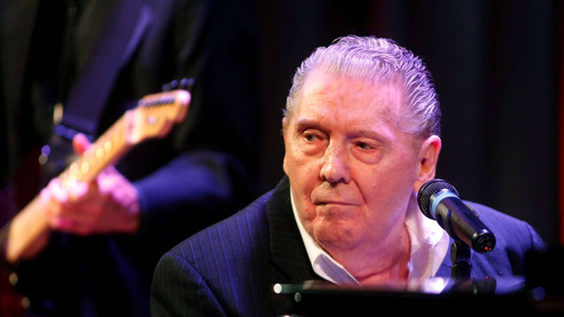 Jerry Lee Lewis is suing his daughter for alleged abuse.