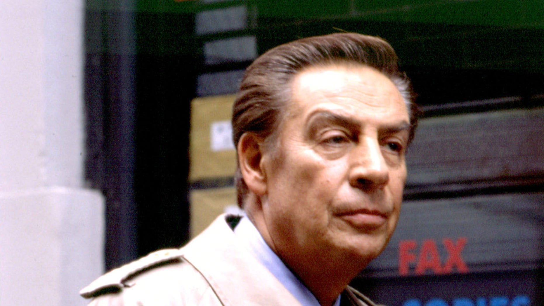 """Jerry Orbach of NBC's """"Law and Order"""" in an undated photo."""