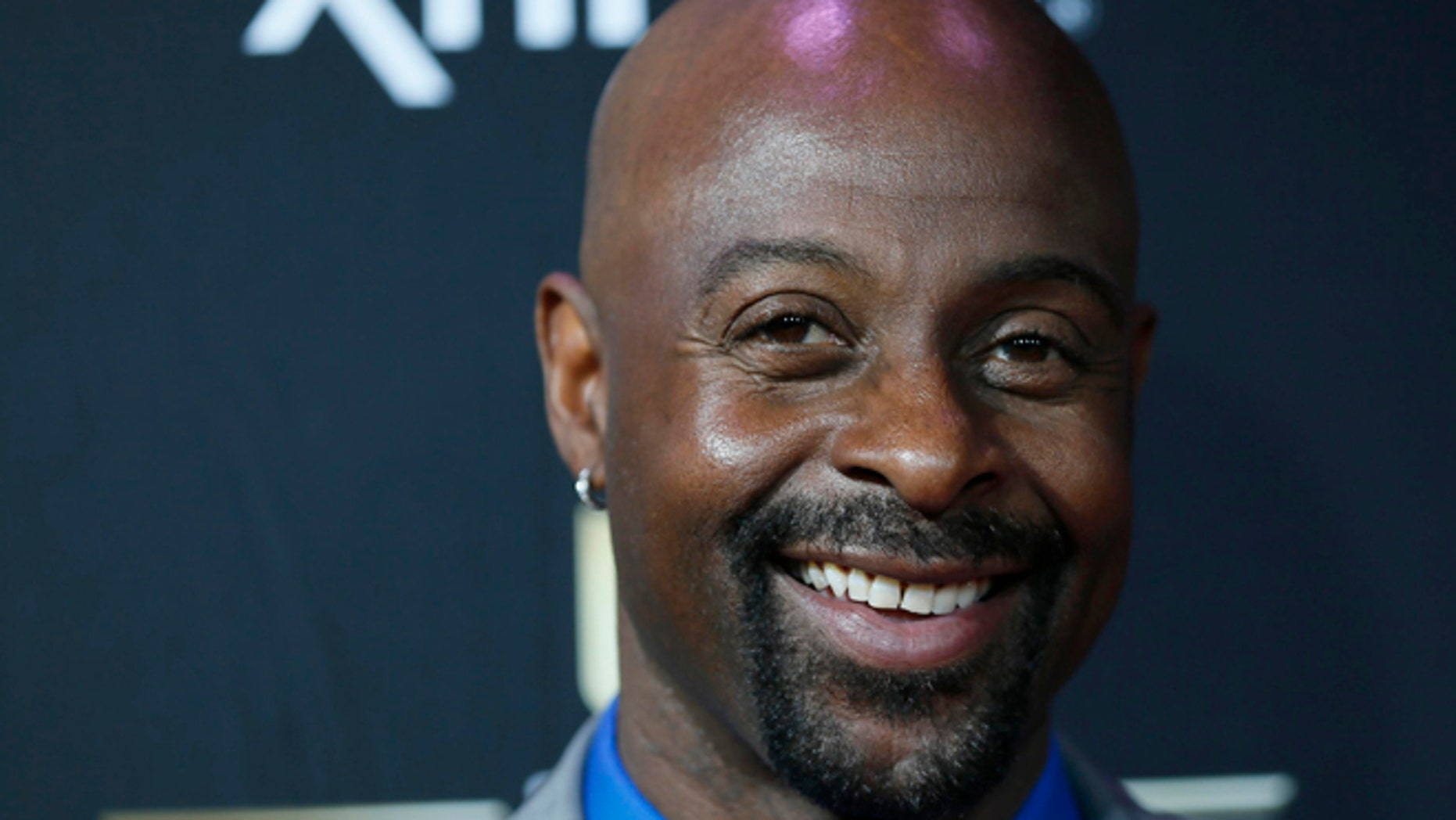 Feb. 2, 2013: Former NFL player Jerry Rice arrives at the 2nd Annual NFL Honors in New Orleans, La.