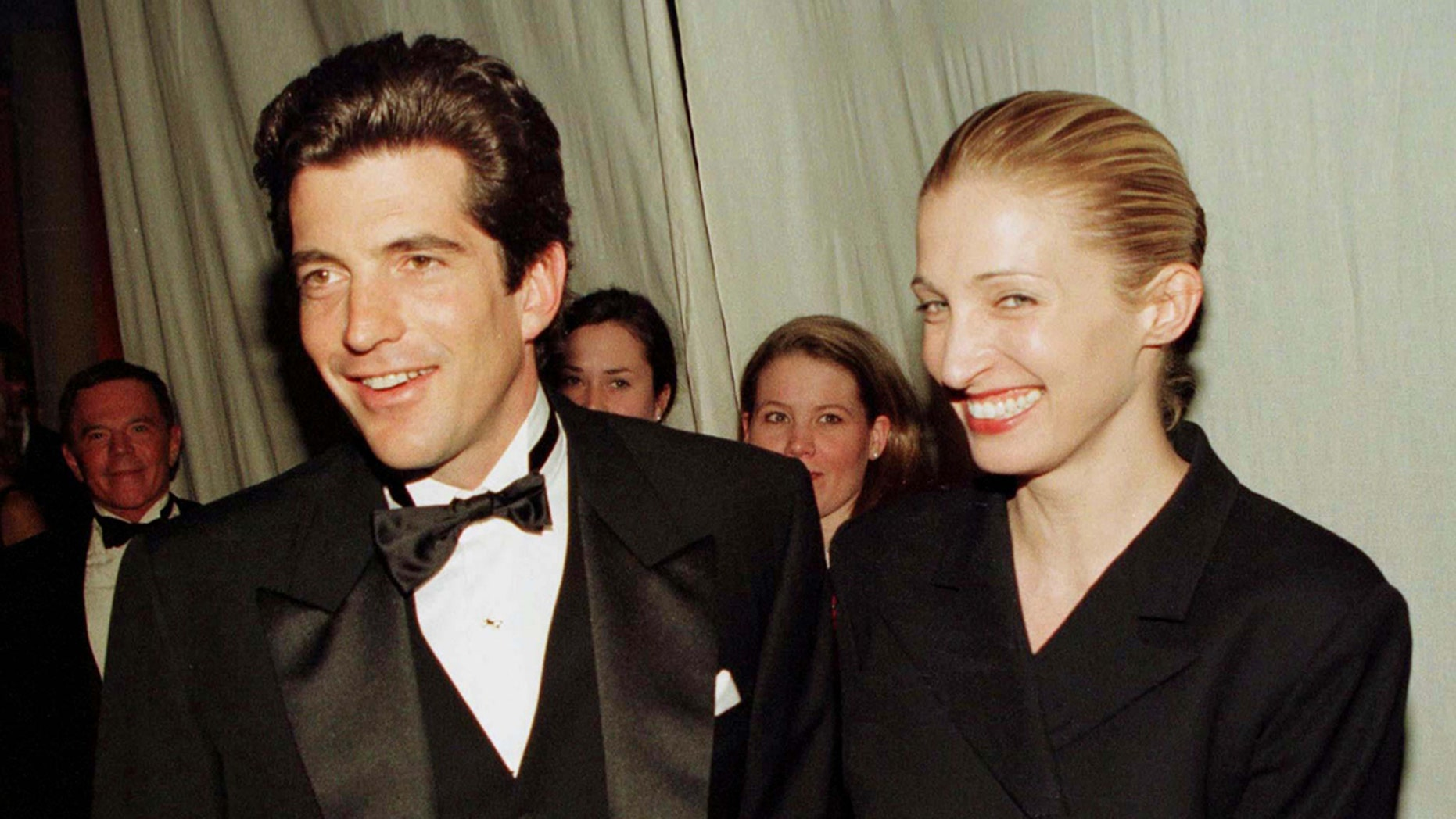 John F. Kennedy Jr. and his wife Carolyn Bessette's wedding will be the subject of a new documentary special from TLC.