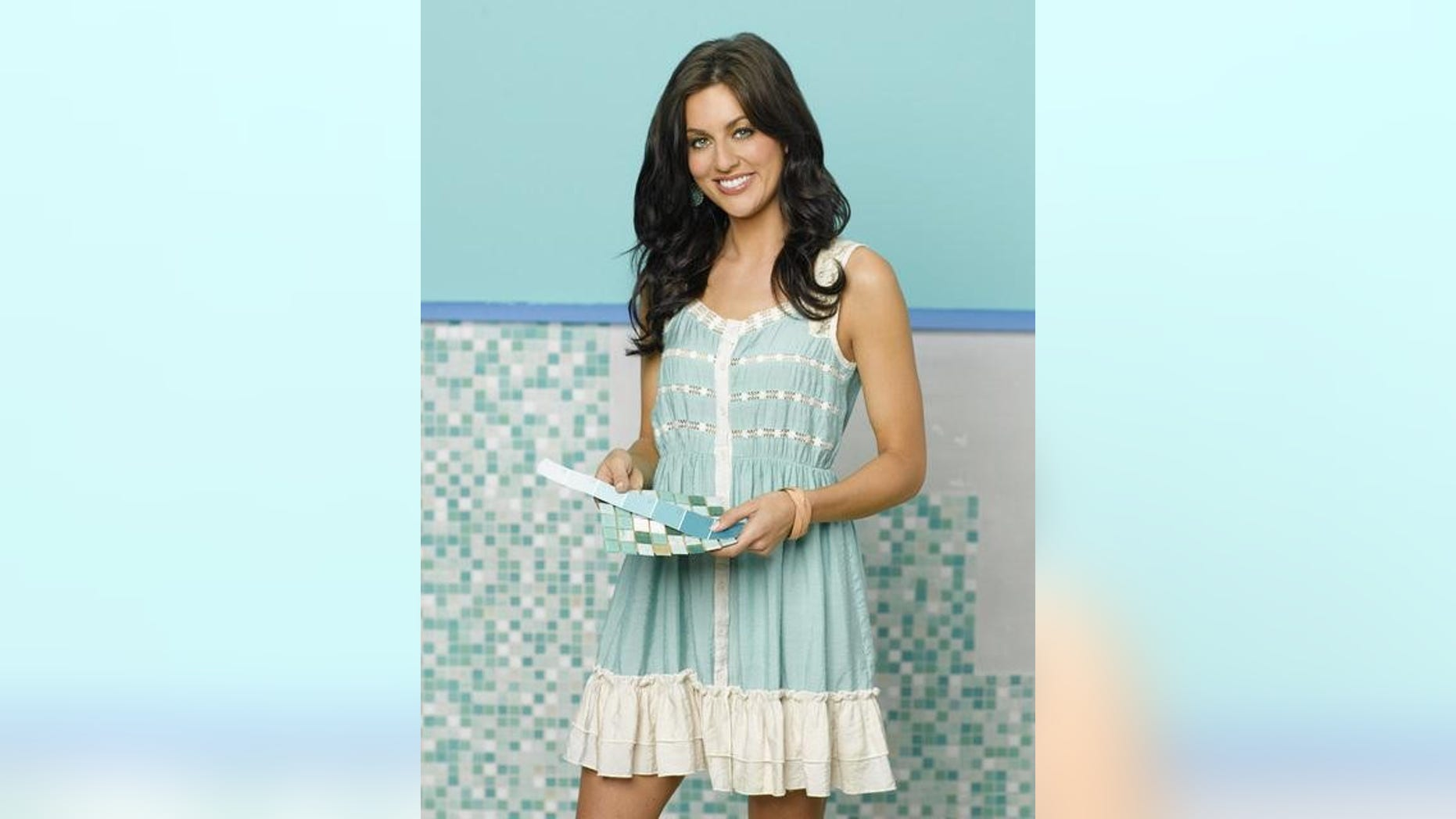 "Designer and former ""Bachelorette"" Jillian Harris is shown."