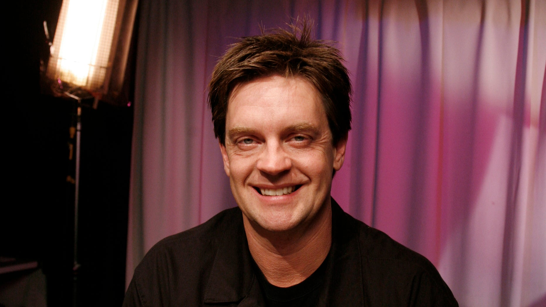 Oct. 4, 2010. Comedian Jim Breuer poses for a portrait in New York.