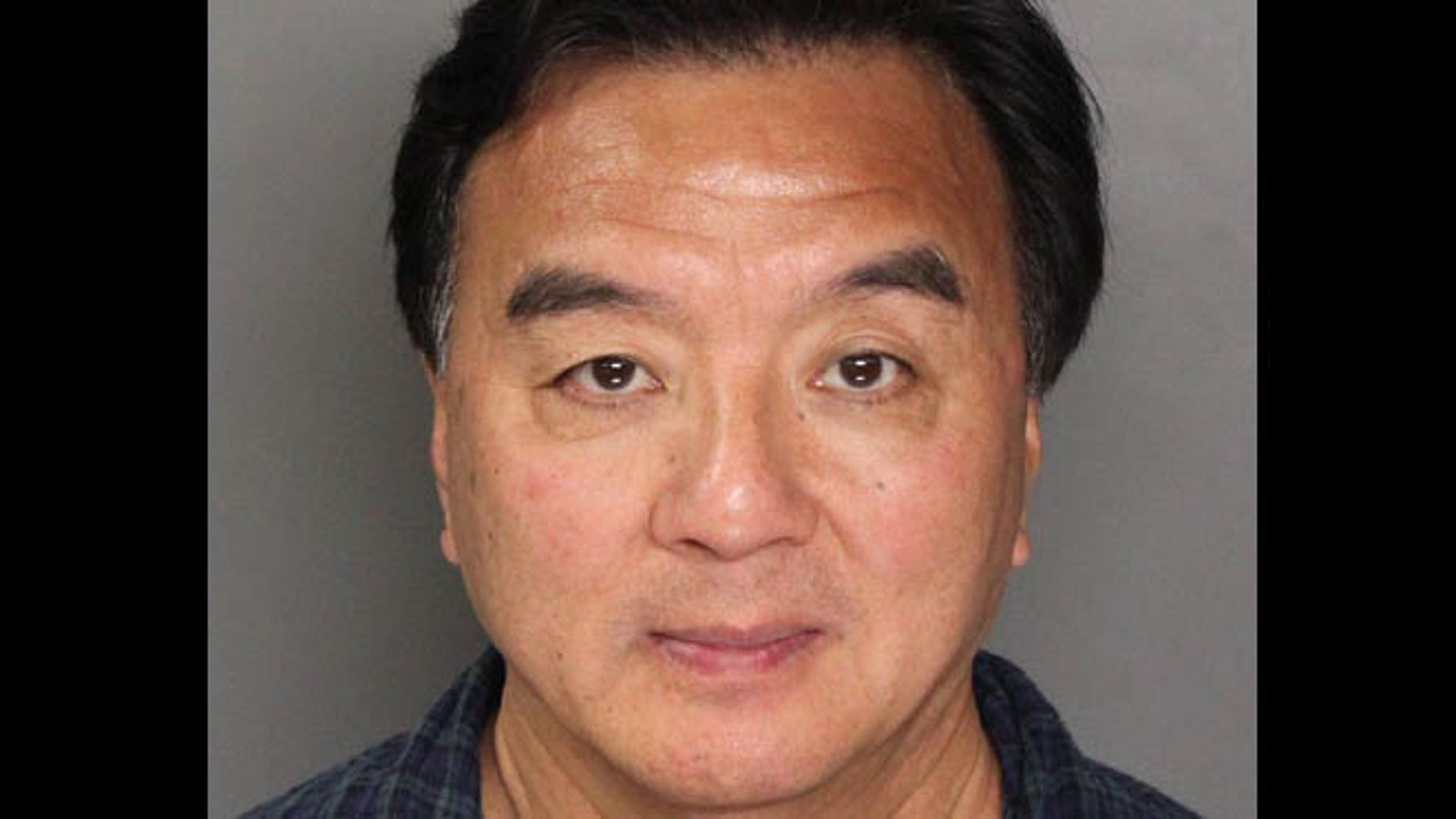 Jimmy Shao was arrested Monday for calling 911 more than a 100 times in the past month.