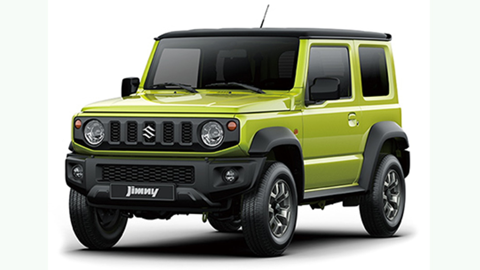Suzuki Samurai successor revealed, but don't get too ...