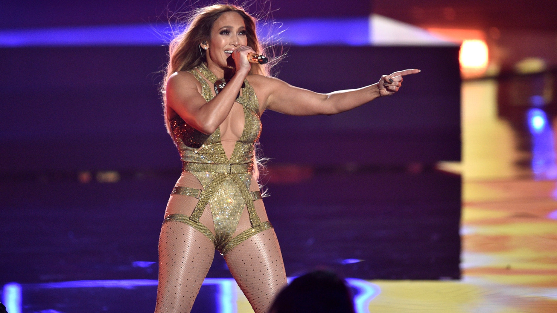 Video Vanguard award winner Jennifer Lopez performs at the MTV Video Music Awards at Radio City Music Hall on Monday, Aug. 20, 2018, in New York. (Photo by Chris Pizzello/Invision/AP)