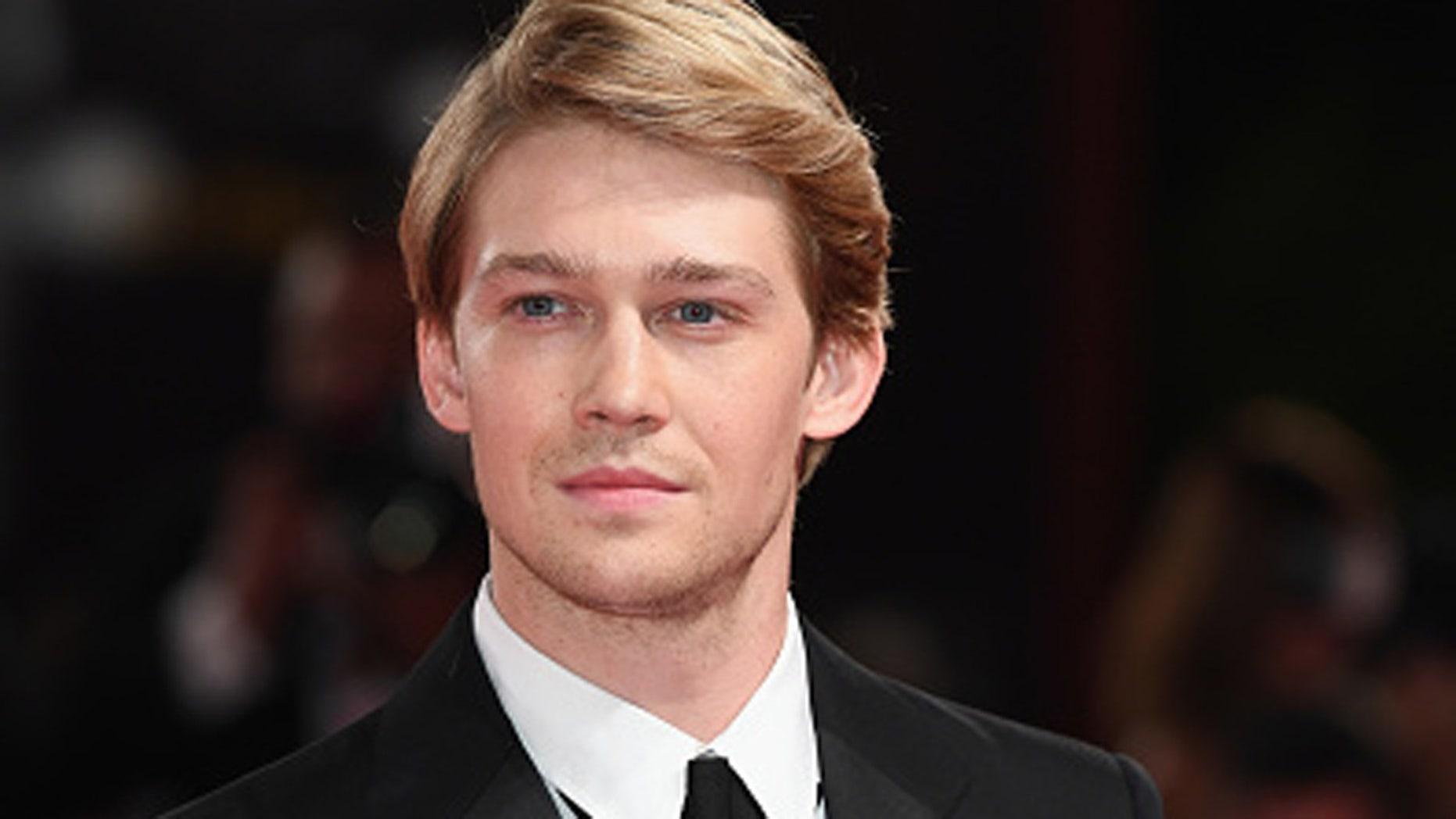 Taylor Swift's boyfriend, British actor Joe Alywn, attends Venice Film Festival with Swift's good friend Emma Stone.
