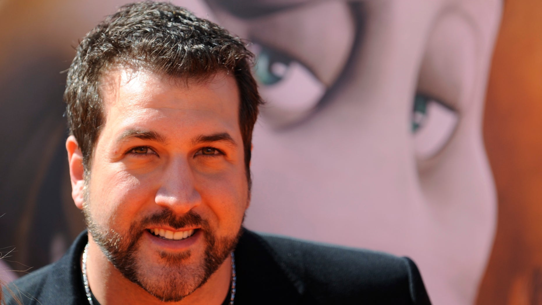 """March 8, 2008. Joey Fatone attends the premiere of the film """"Horton Hears a Who!"""" in Los Angeles."""