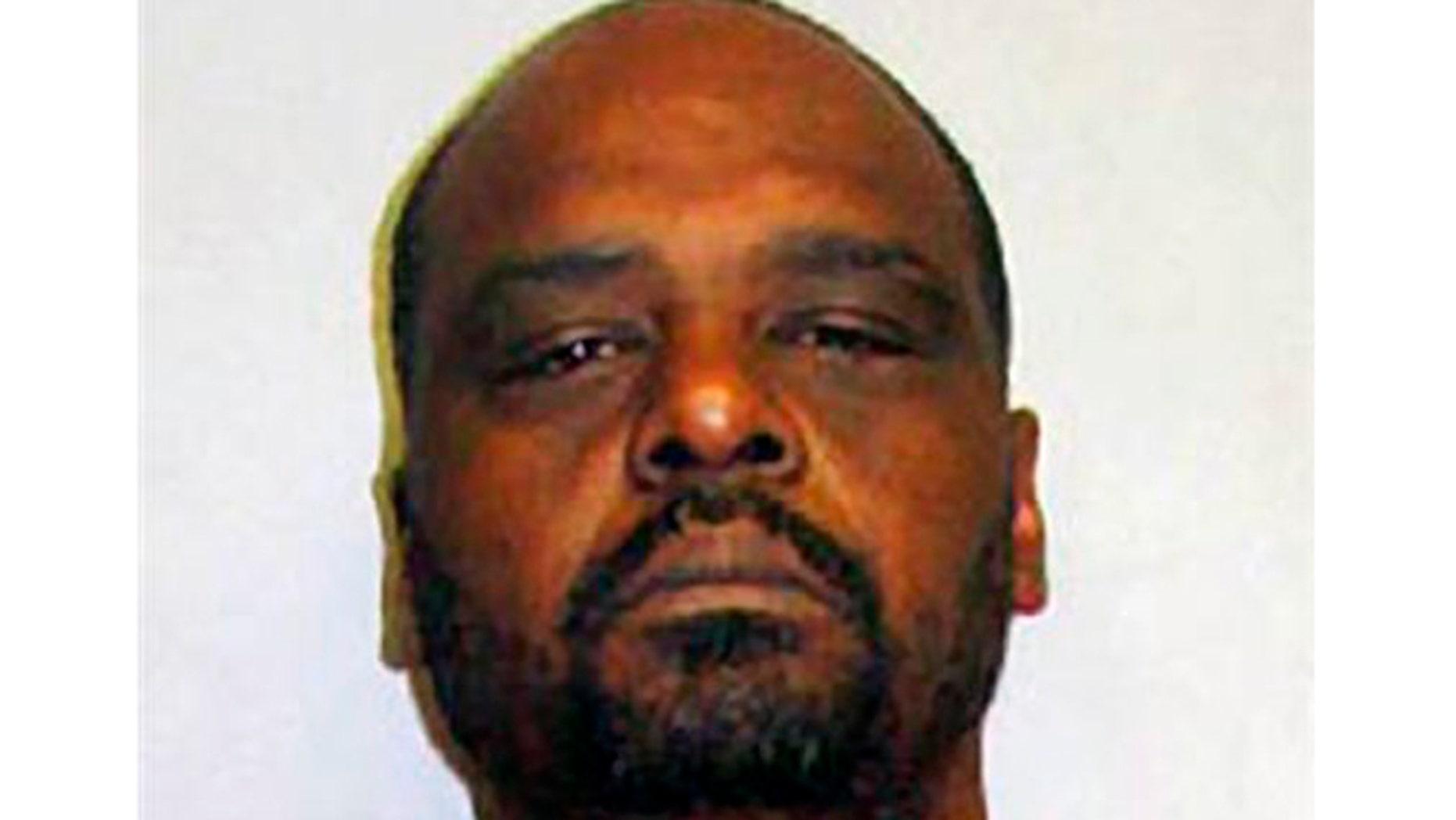 Mug photo of John Ali Hoffman. (Hawaii Police Department via AP)