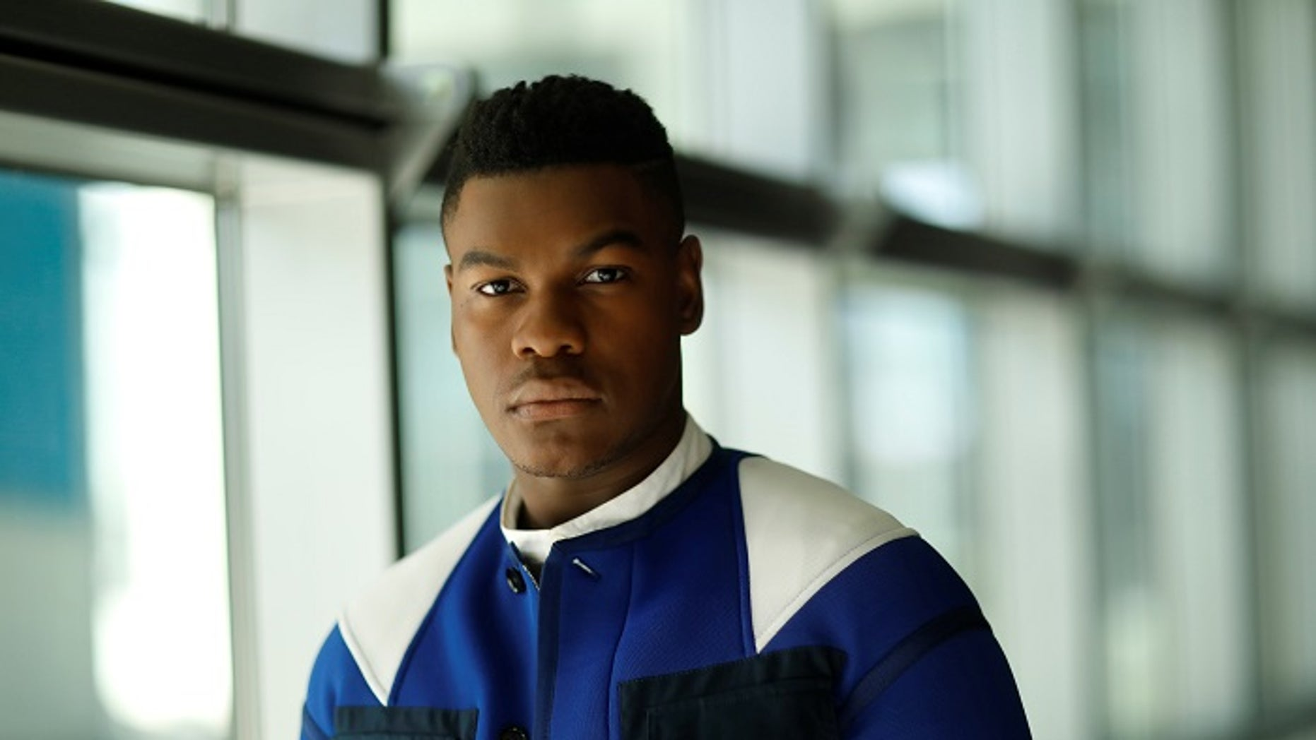 """John Boyega said he is stranded in Atlanta and may not make movie it to the """"Star Wars: The Last Jedi"""" premiere."""