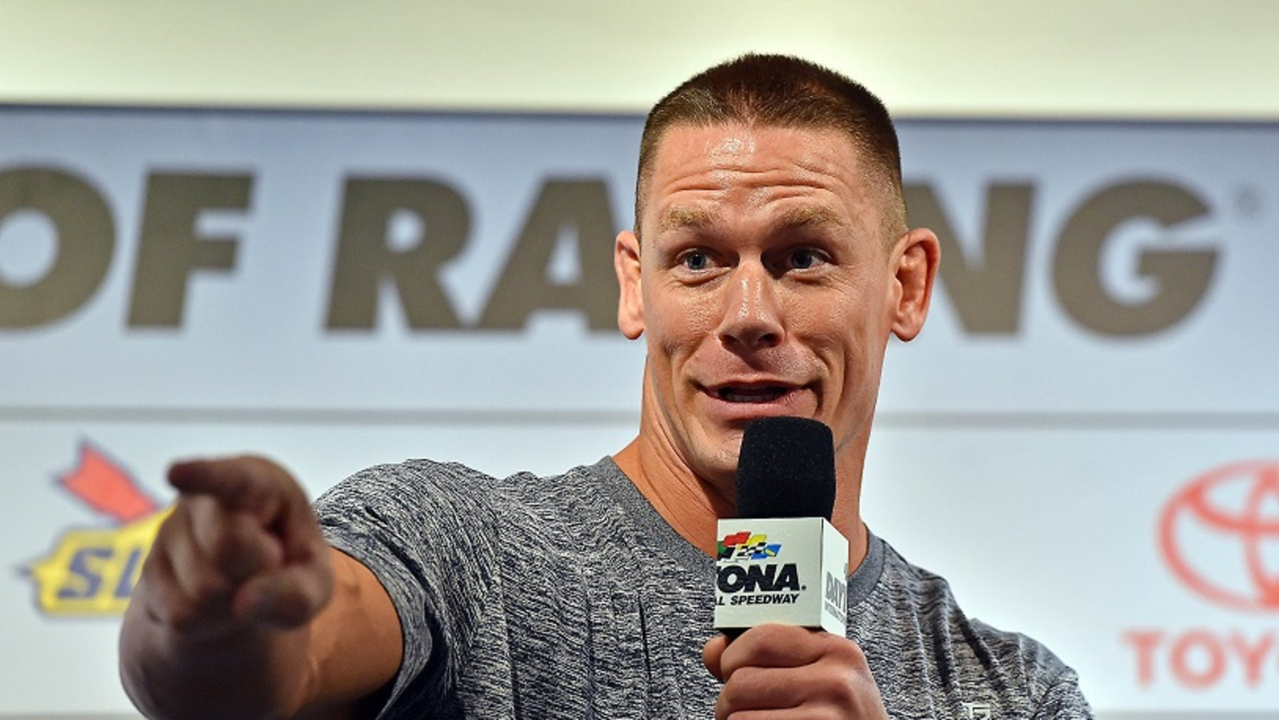 John Cena has been sued by Ford motors for reportedly violating his contract and selling his $500,000 Ford GT.
