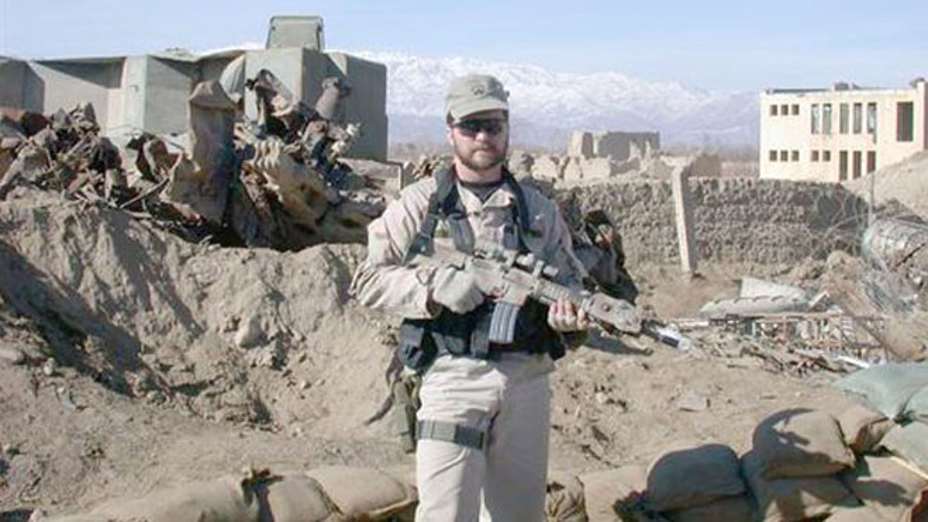Tech. Sgt. John Chapman is being considered for the Medal of Honor. (U.S. Air Force)