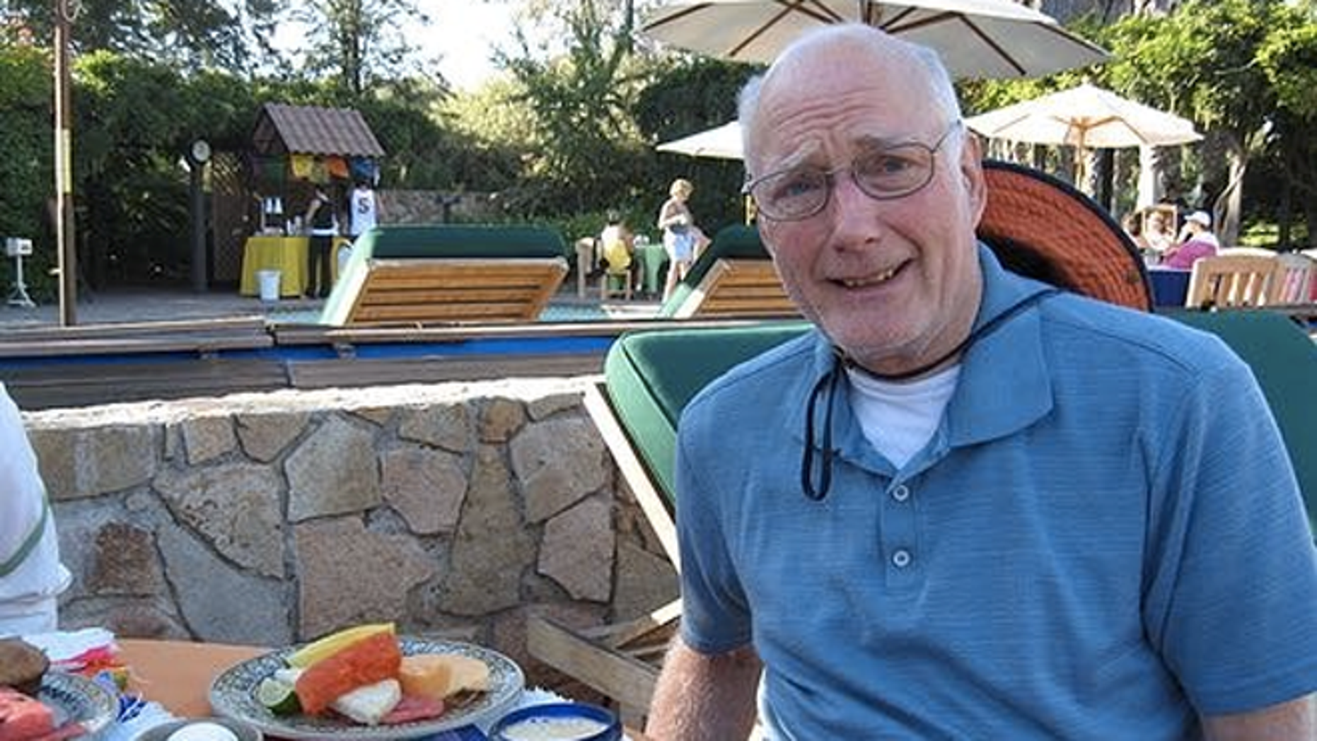 John Nelson Beck, 73, was last seen Tuesday mornig in Oakland. (Alameda Police)