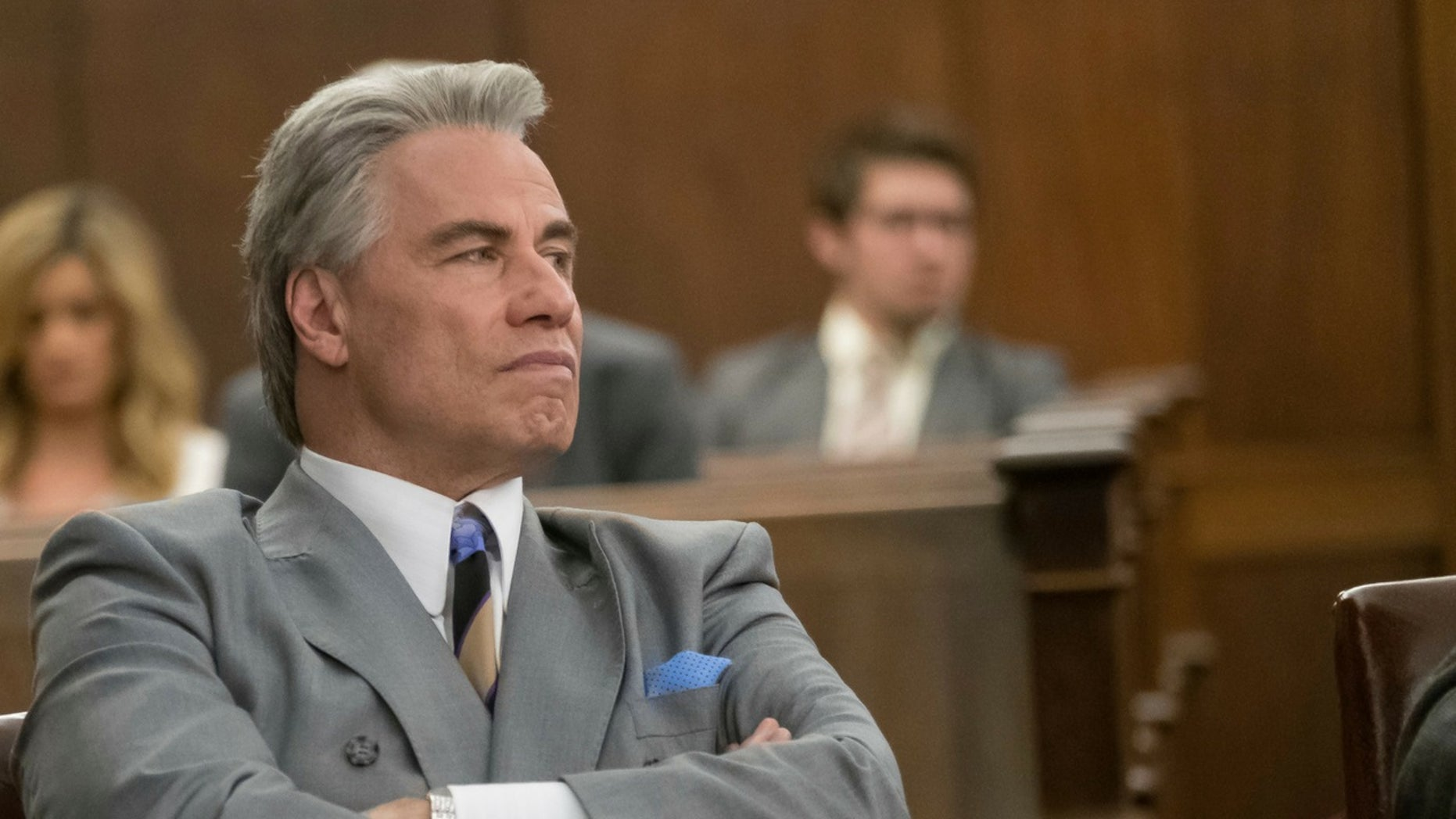 "John Travolta's ""Gotti"" film earned a disappointing $1.6 million at the box office in its opening weekend."