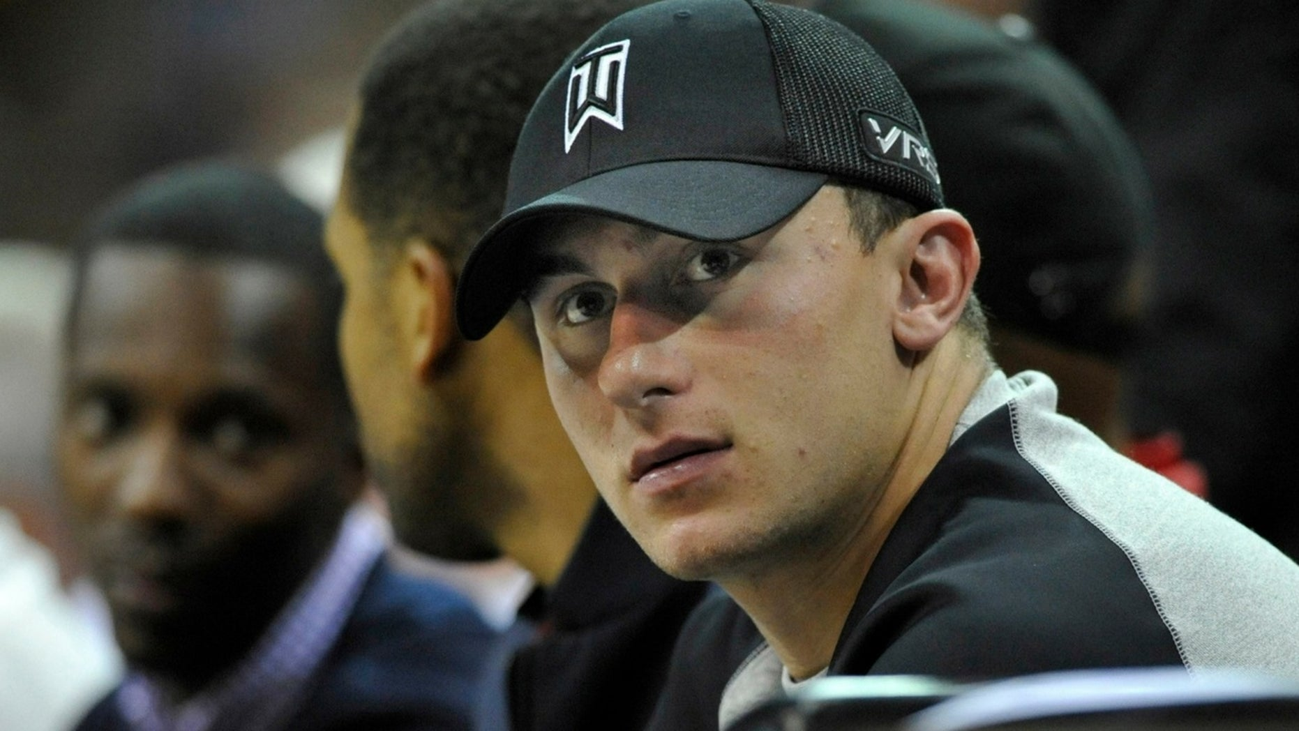"""Johnny Manziel was reportedly being considered for """"Dancing with the Stars"""" but was dropped after he was deemed """"too controversial."""""""