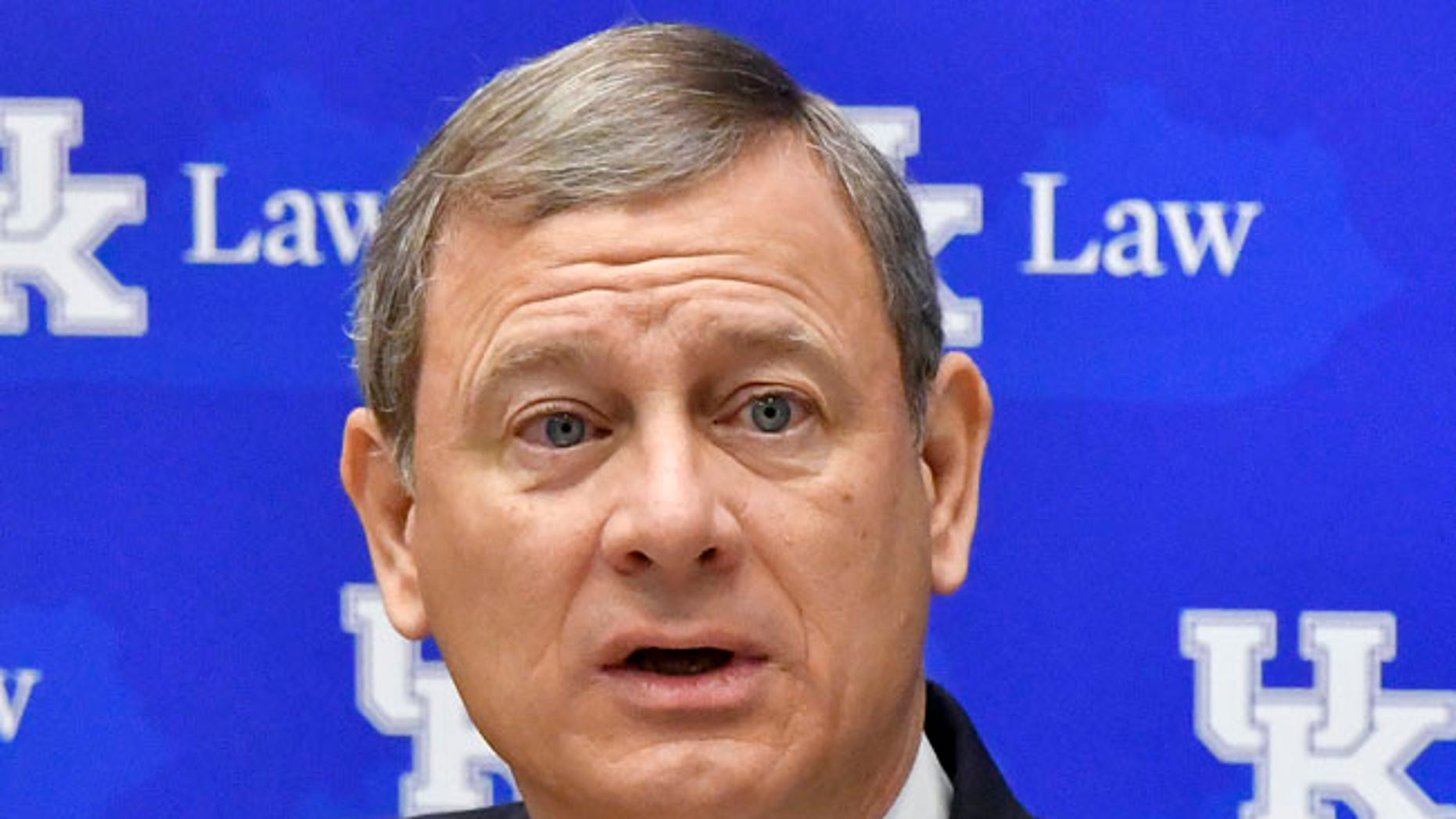 Chief Justice John Roberts has weighed in on a clash over a mysterious grand jury subpoena.