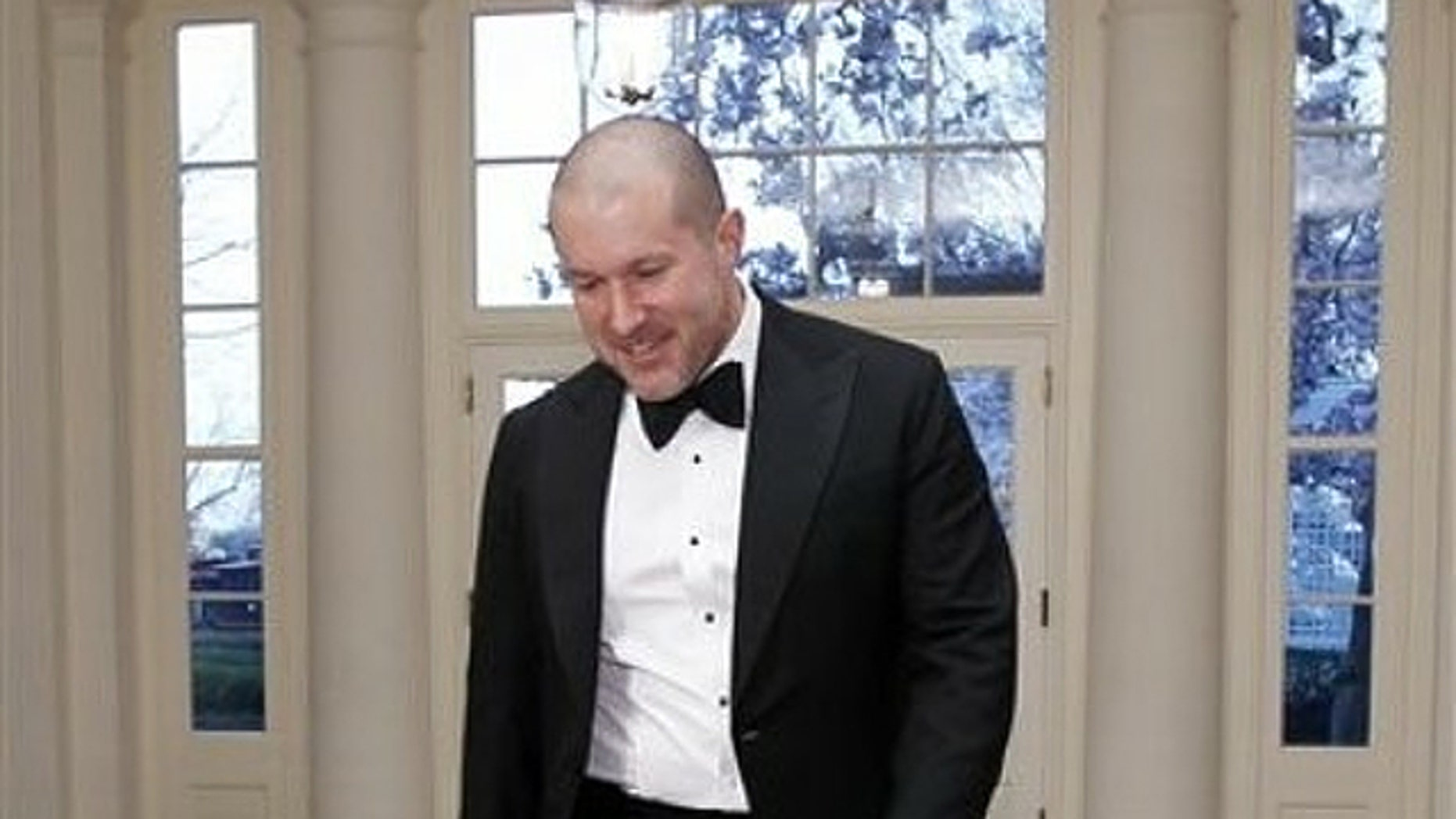 British designer and senior vice president of industrial design at Apple Jonathan Ive becomes a Knight Commander of the British Empire.