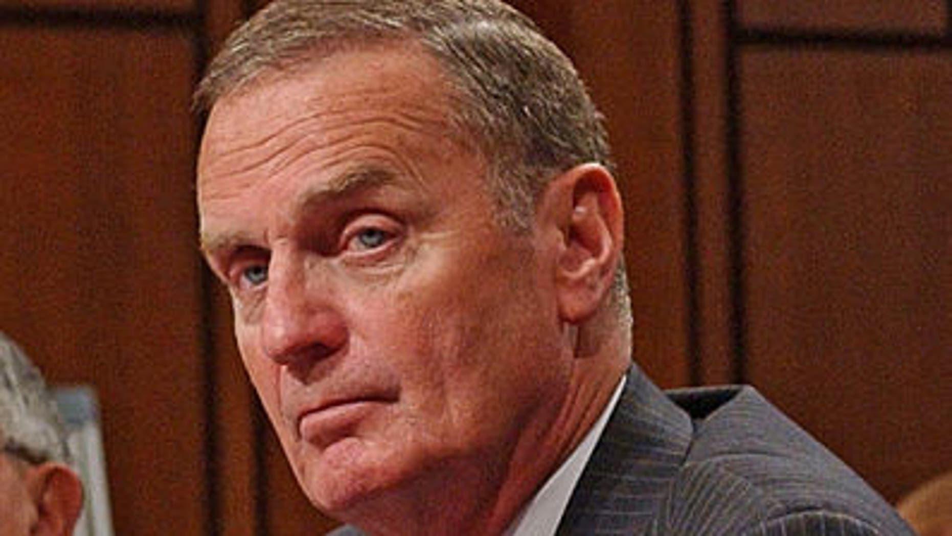 FILE: National Security Adviser James Jones (AP Photo)