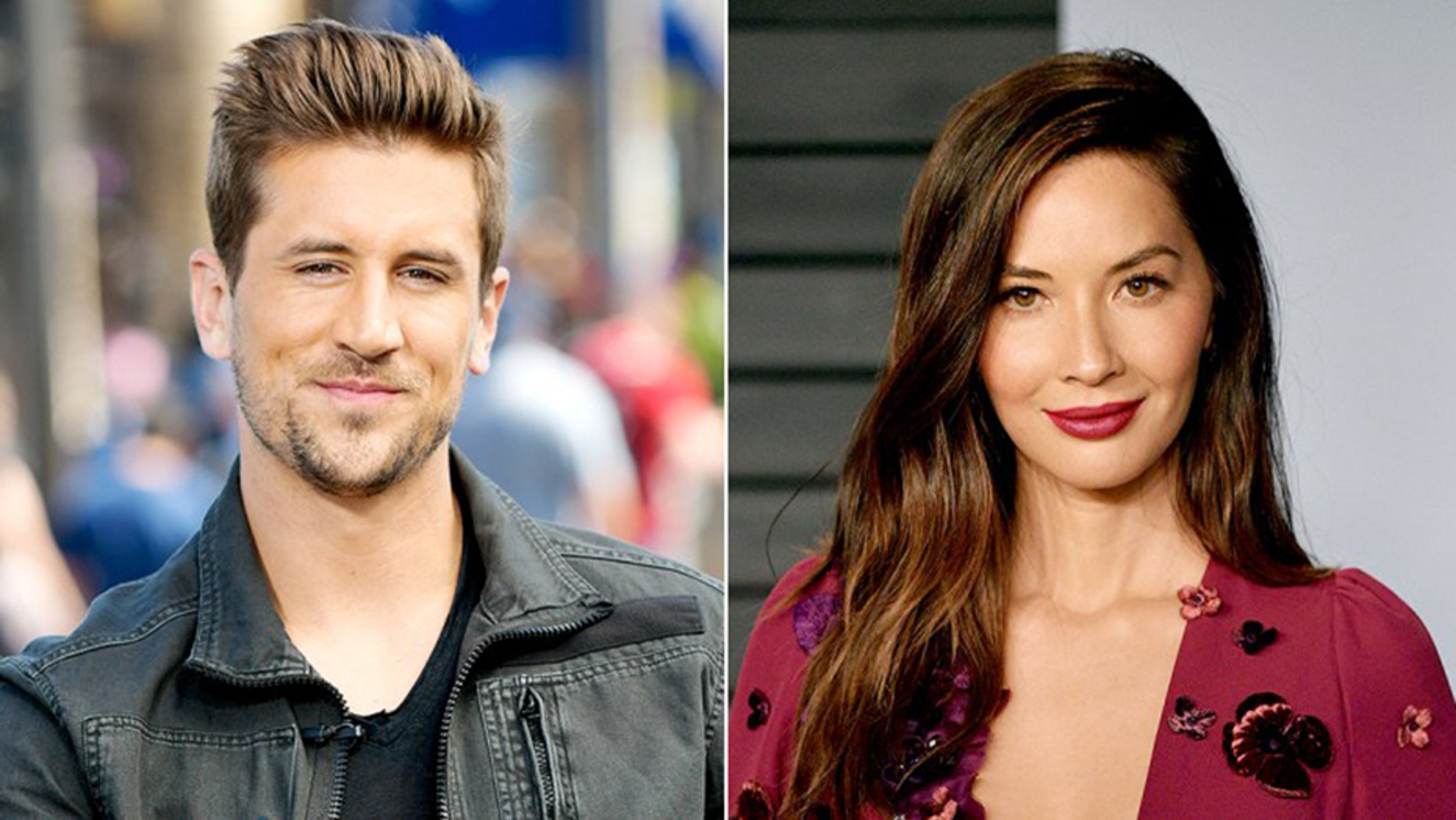 "Jordan Rodgers said he ""has no idea"" why Olivia Munn continues to talk about his family."