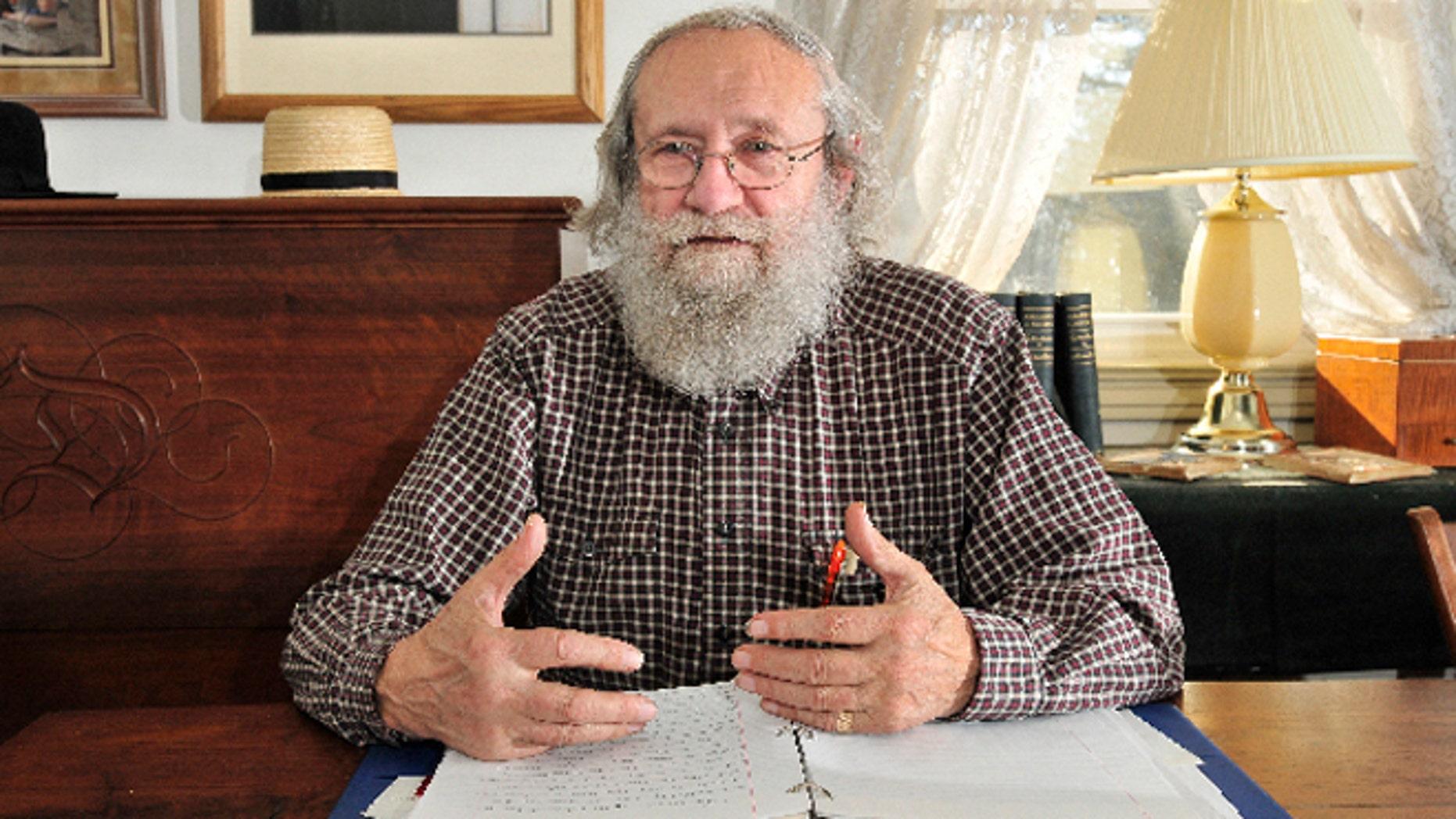Joseph Hirt in 2011. (Suzette Wenger/LNP newspaper)