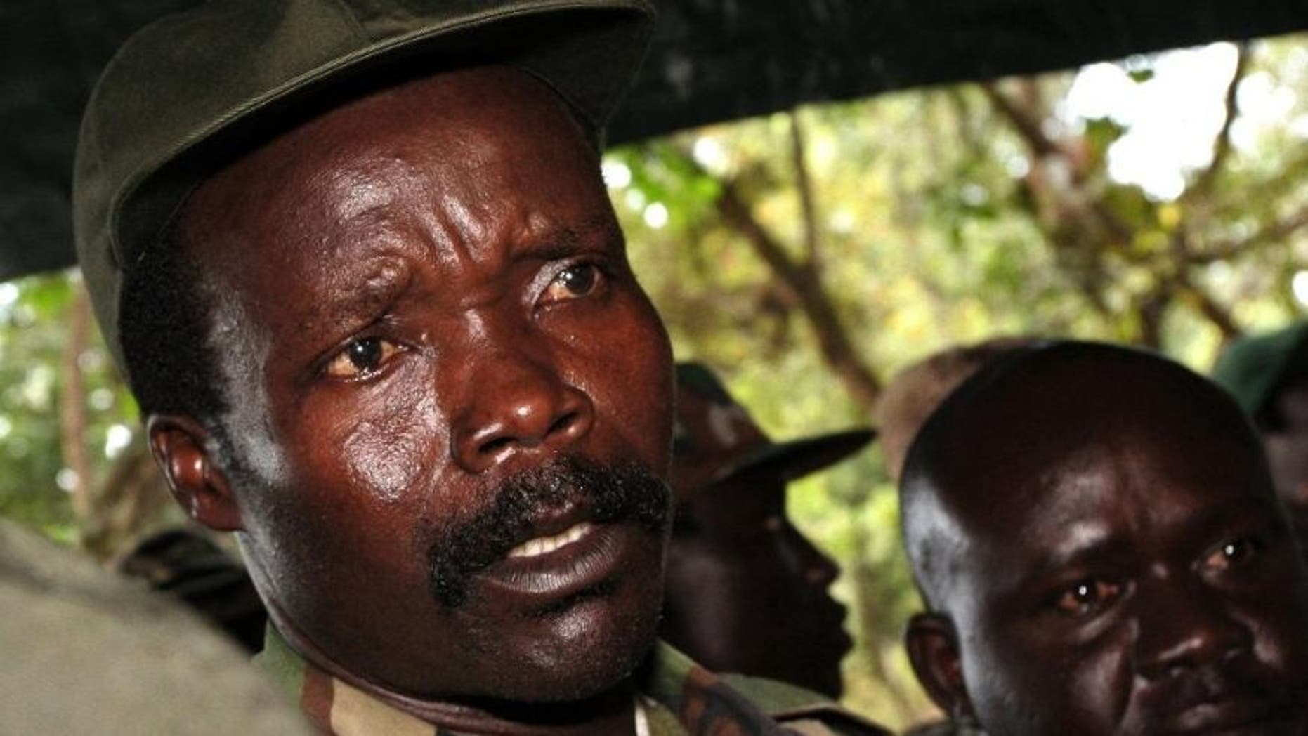 The first-born son of Ugandan warlord Joseph Kony seeks reunion.